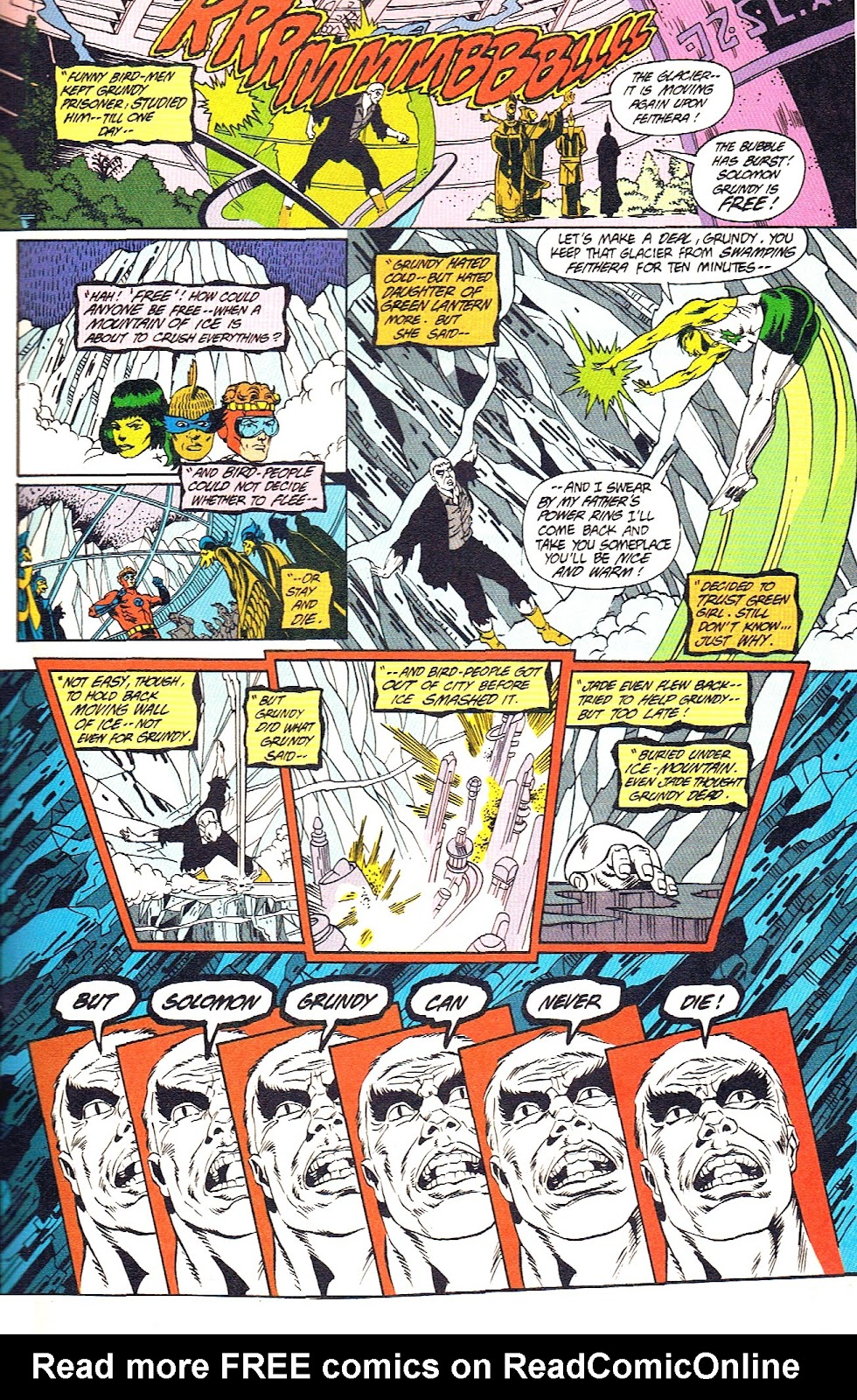 Infinity Inc. (1984) issue 39 - Page 29