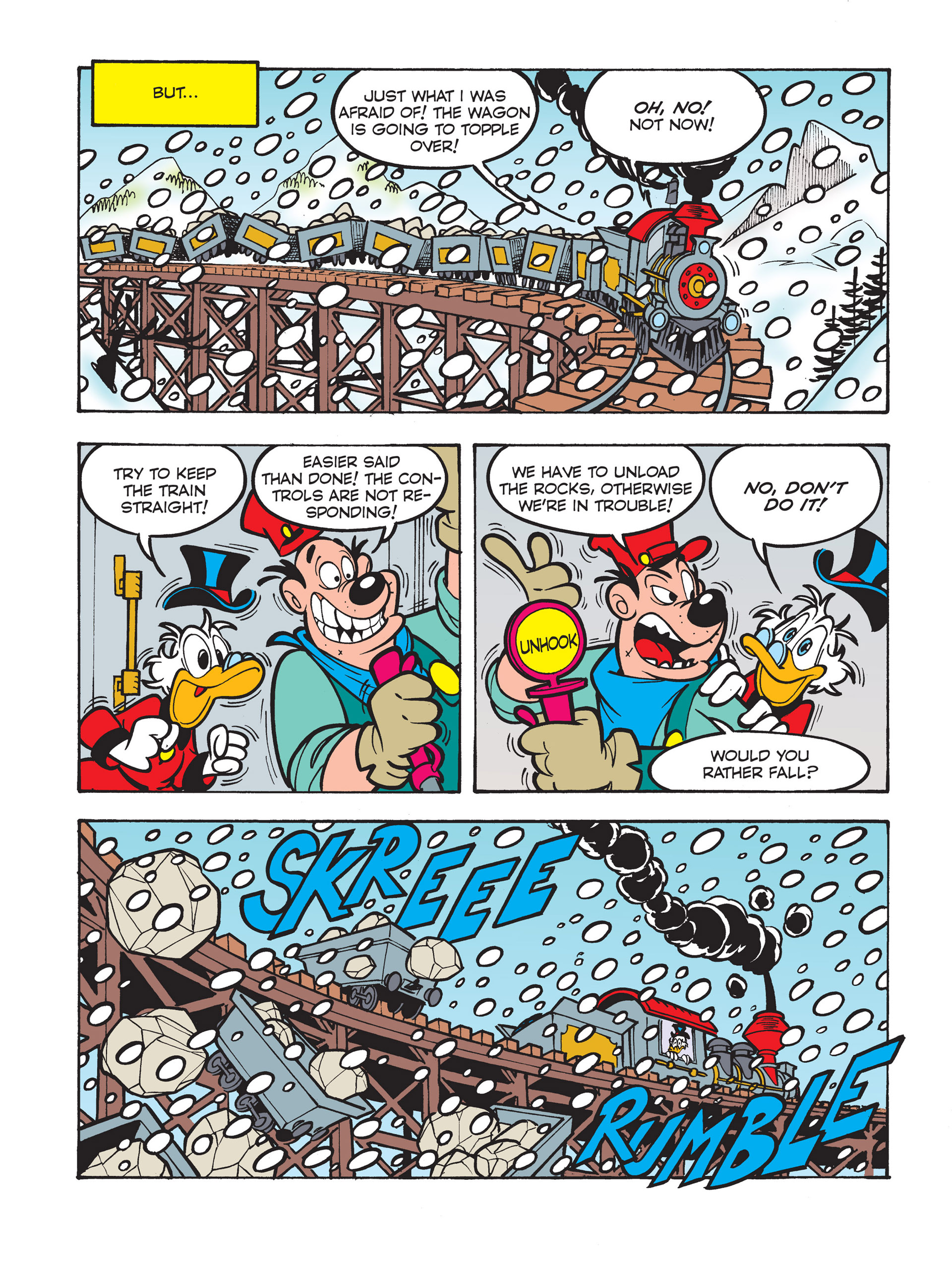 Read online All of Scrooge McDuck's Millions comic -  Issue #5 - 16