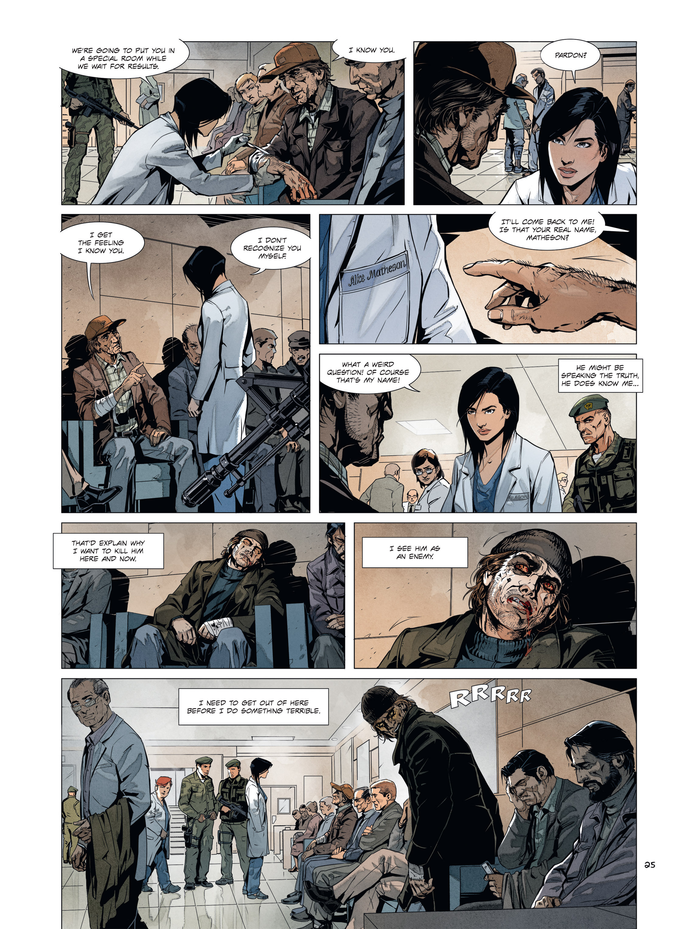 Read online Alice Matheson comic -  Issue #1 - 72