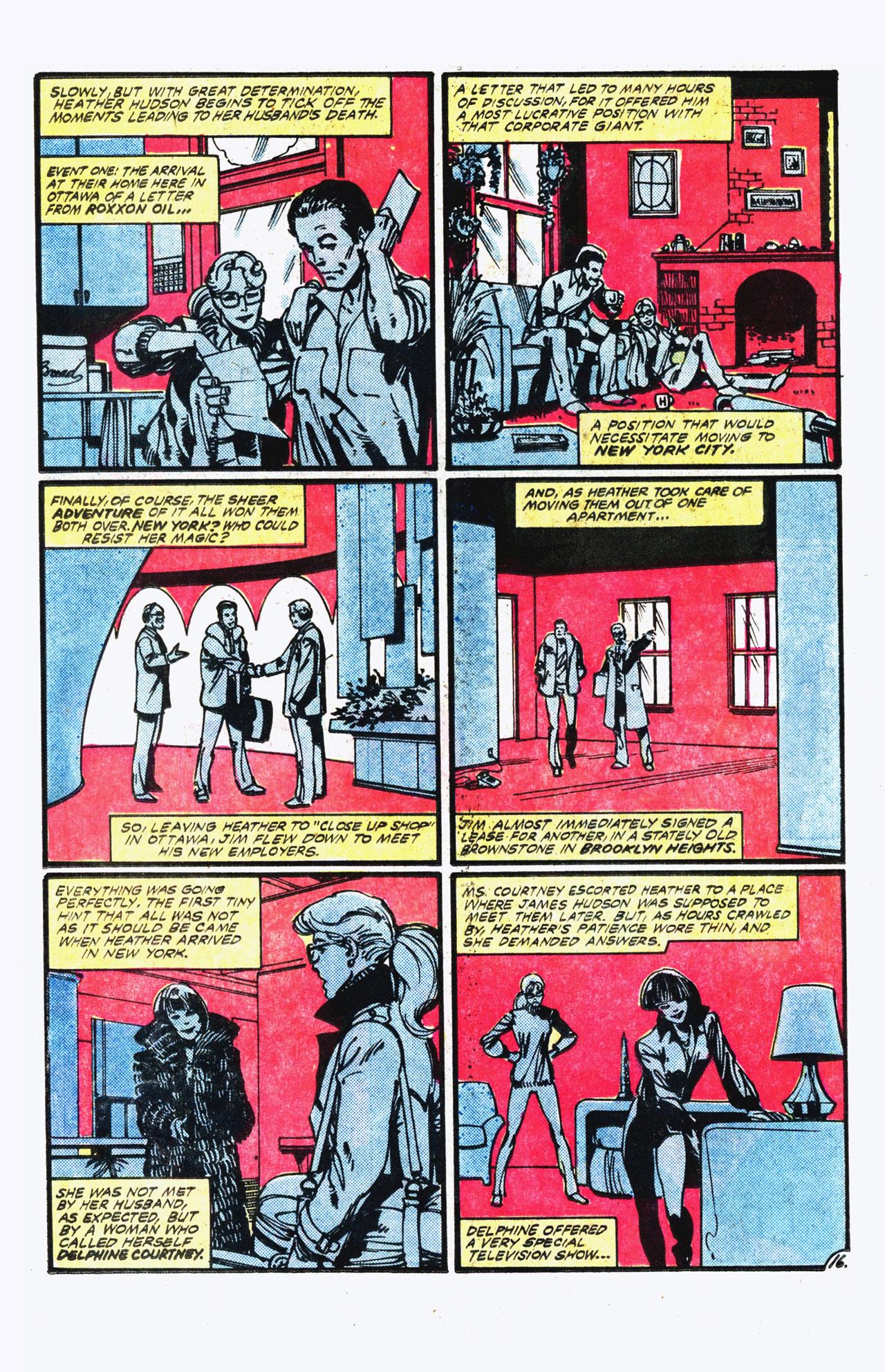 Read online Alpha Flight (1983) comic -  Issue #13 - 17