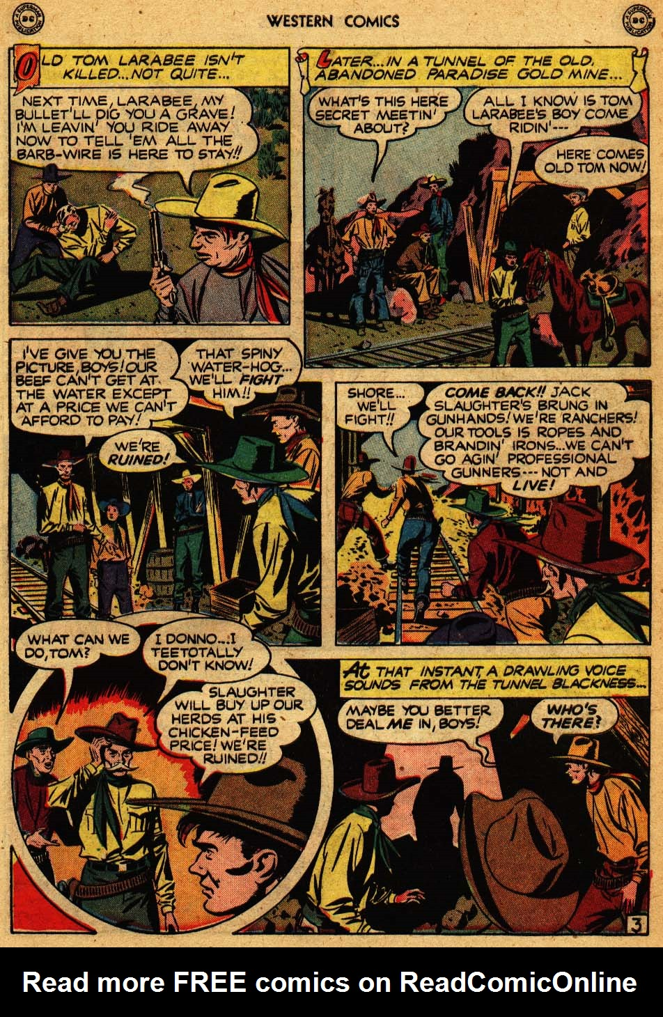 Western Comics issue 9 - Page 5
