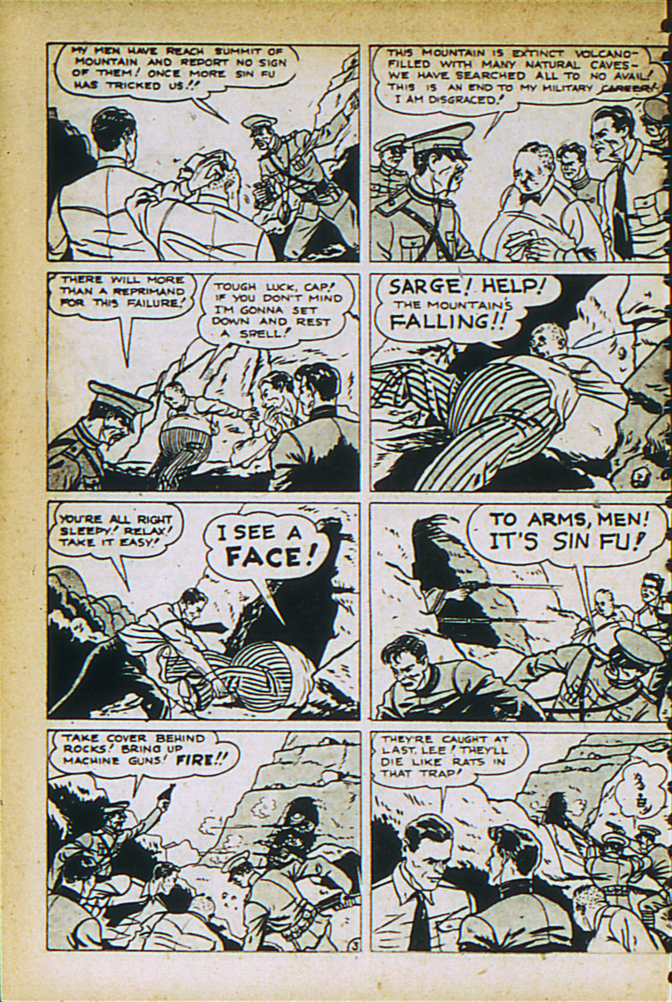Read online Adventure Comics (1938) comic -  Issue #27 - 24