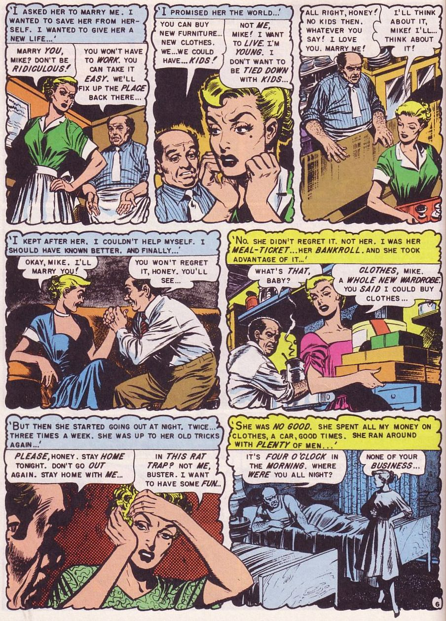 Read online Shock SuspenStories comic -  Issue #12 - 7
