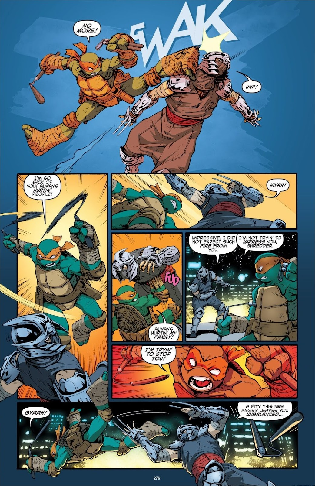 Read online Teenage Mutant Ninja Turtles: The IDW Collection comic -  Issue # TPB 6 (Part 3) - 67