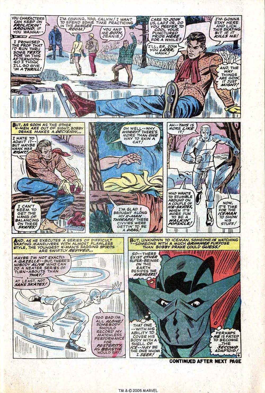 Read online Uncanny X-Men (1963) comic -  Issue #77 - 9