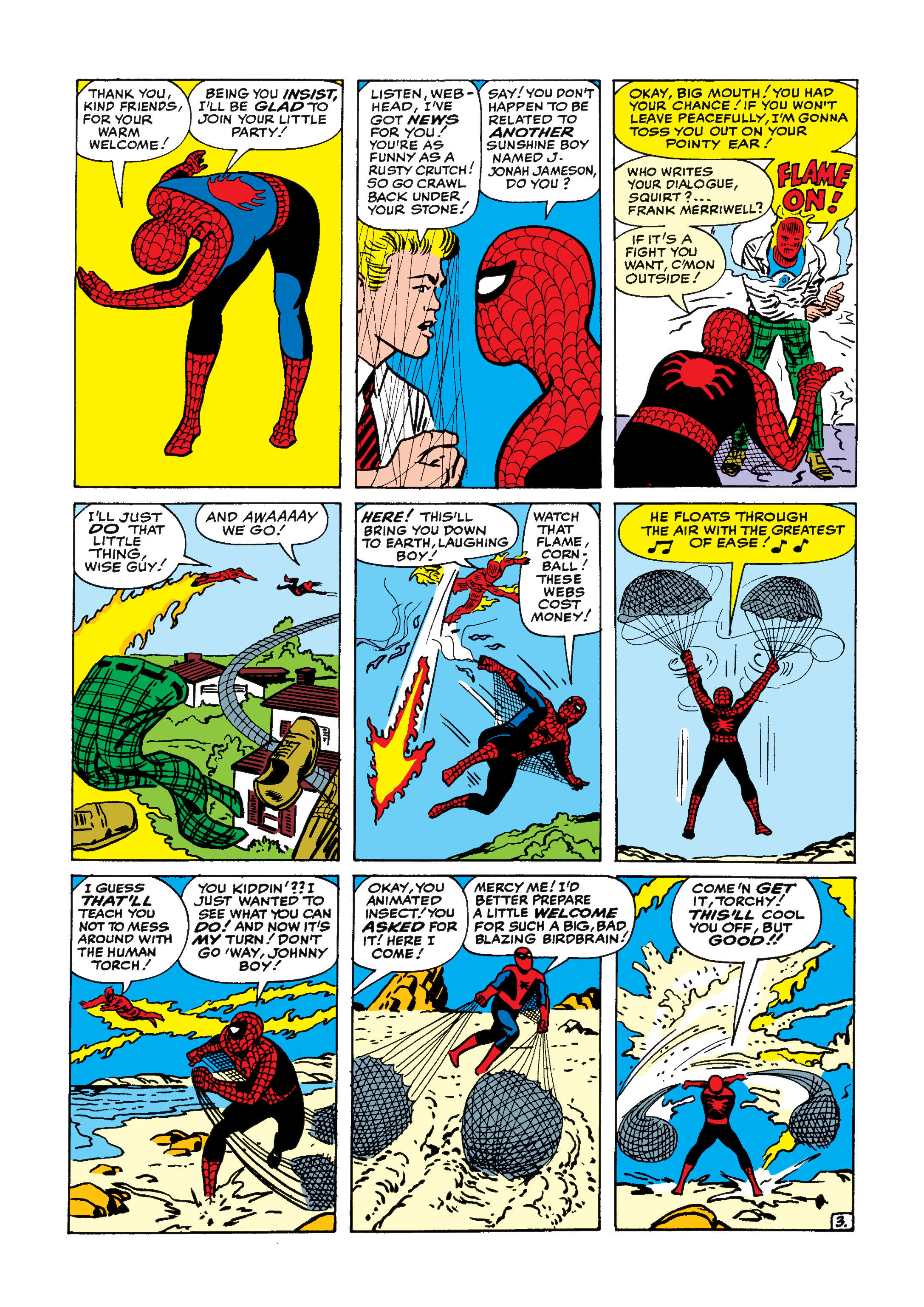 The Amazing Spider-Man (1963) 8 Page 20