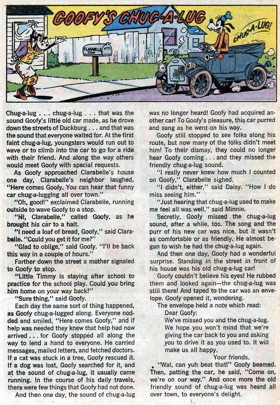 Read online Uncle Scrooge (1953) comic -  Issue #97 - 32
