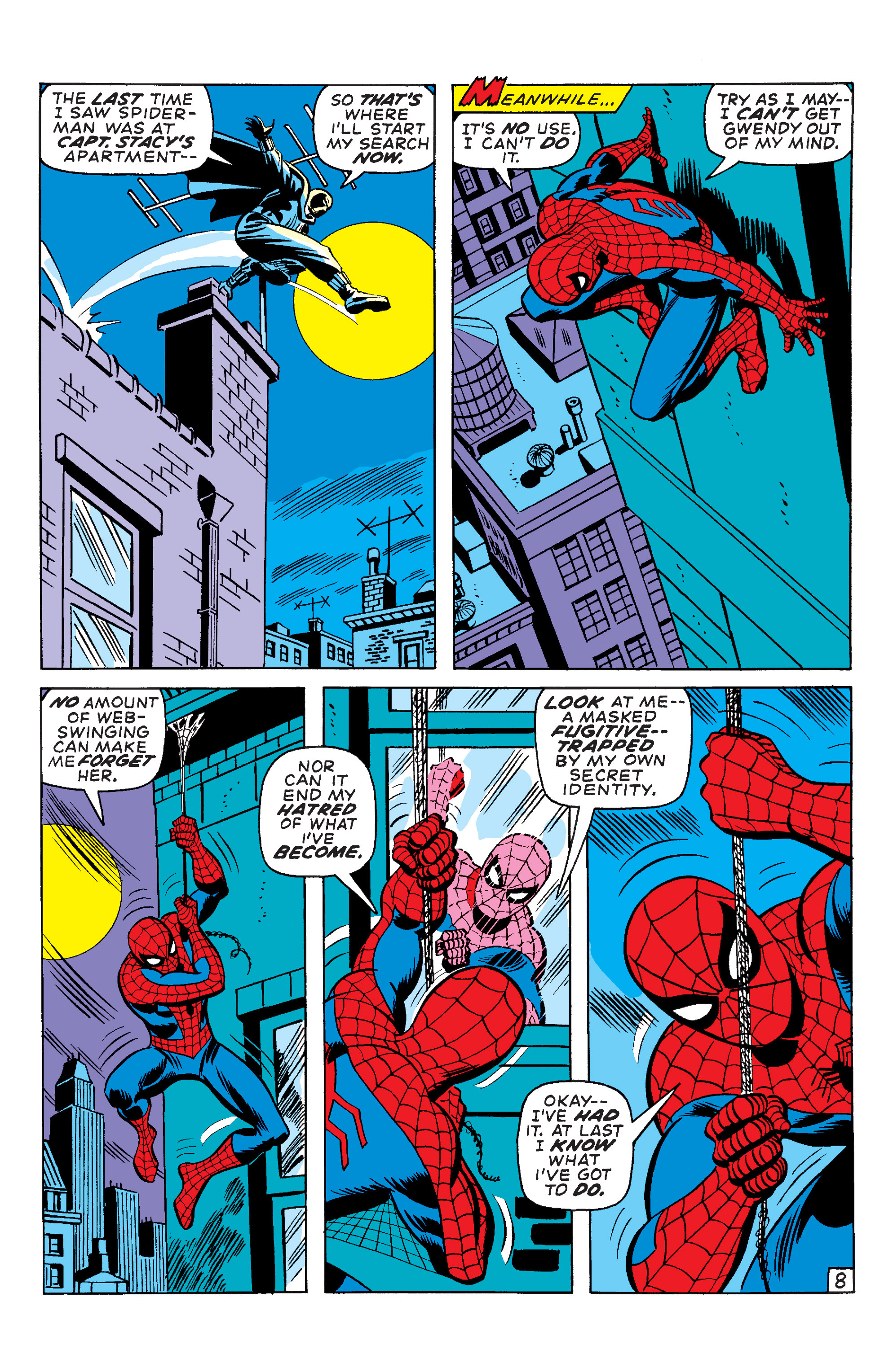 The Amazing Spider-Man (1963) 93 Page 8