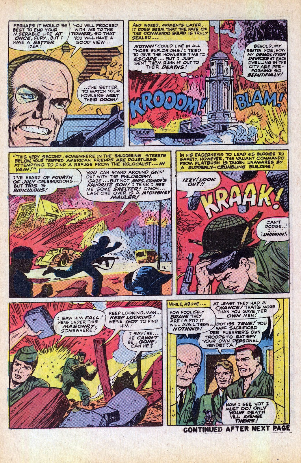 Sgt. Fury issue _Special_7 - Page 10