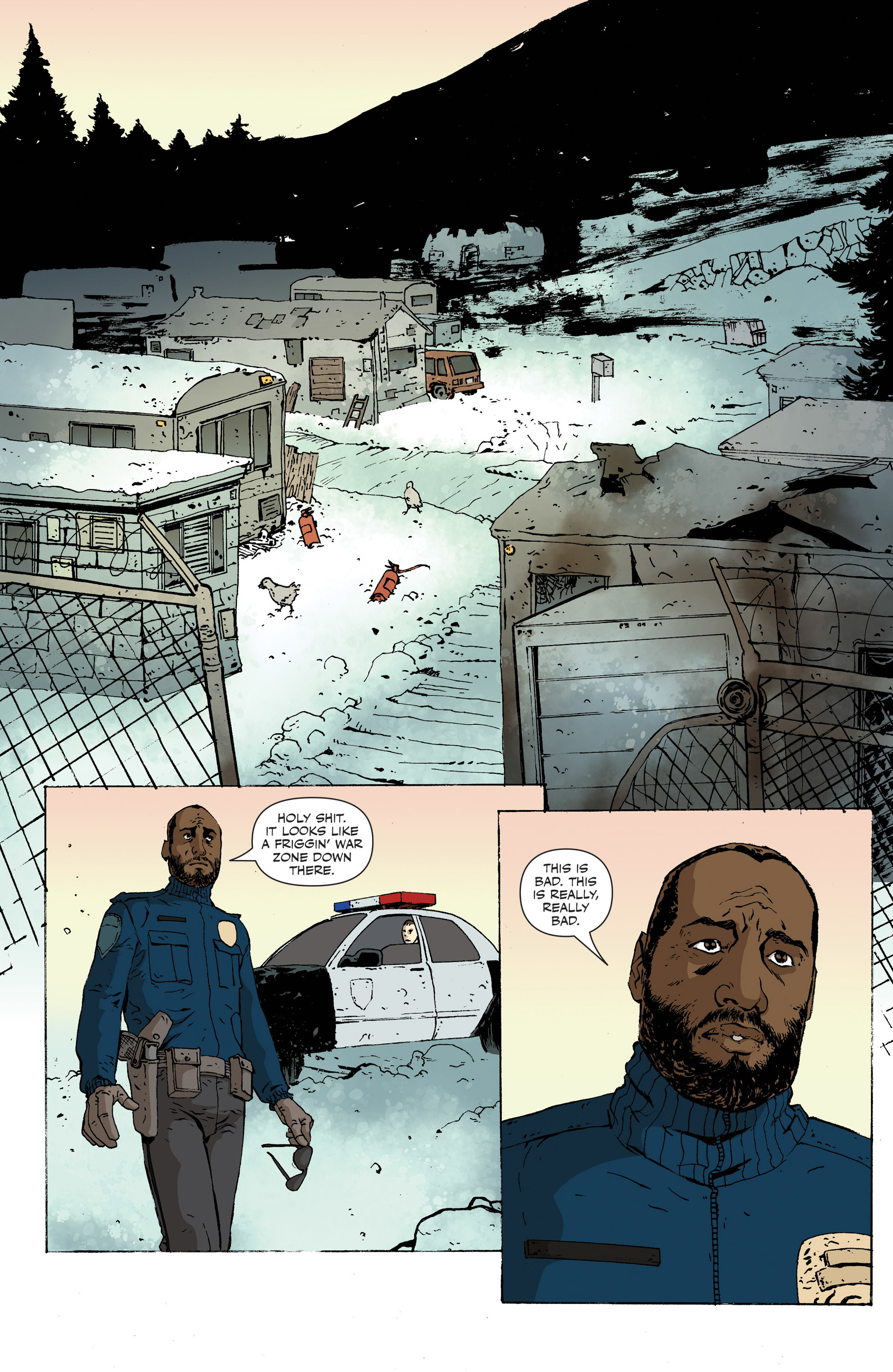 Read online Sheltered comic -  Issue #12 - 10