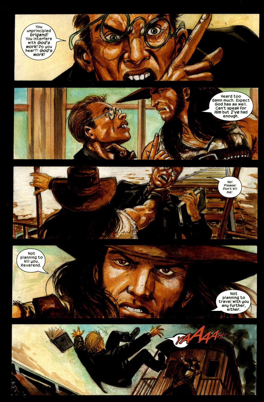 Read online Apache Skies comic -  Issue #4 - 5