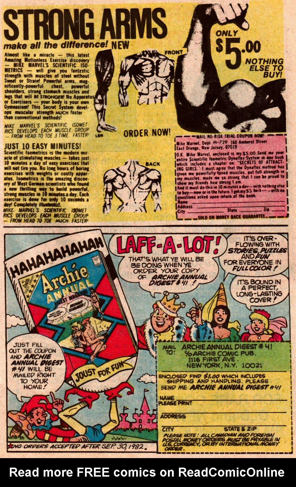 Read online She's Josie comic -  Issue #105 - 11