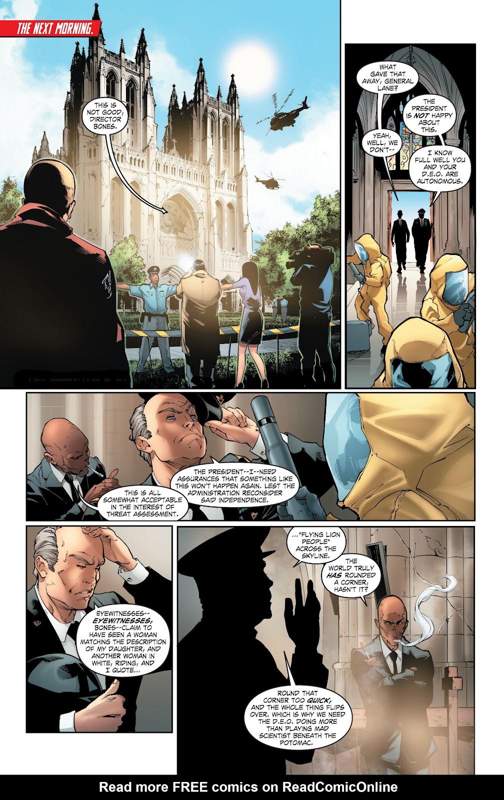 Read online Smallville Season 11 [II] comic -  Issue # TPB 5 - 39