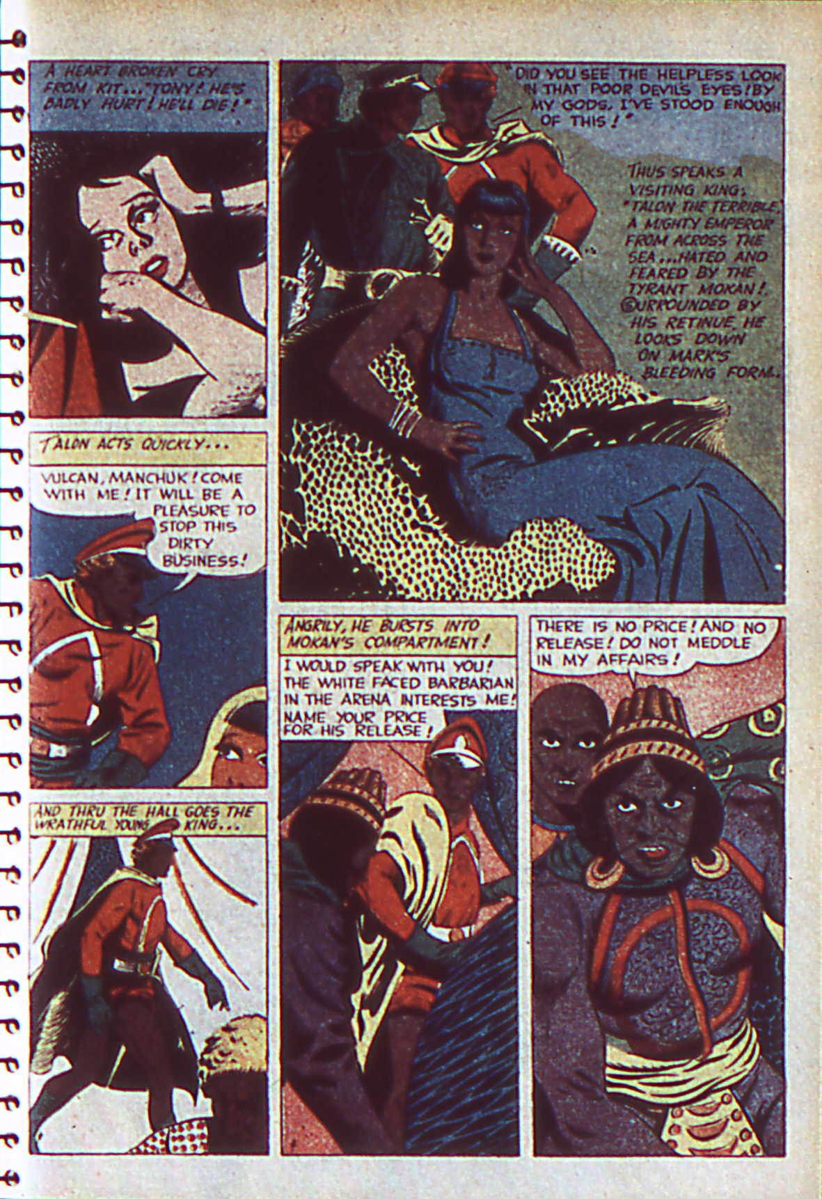 Read online Adventure Comics (1938) comic -  Issue #55 - 24