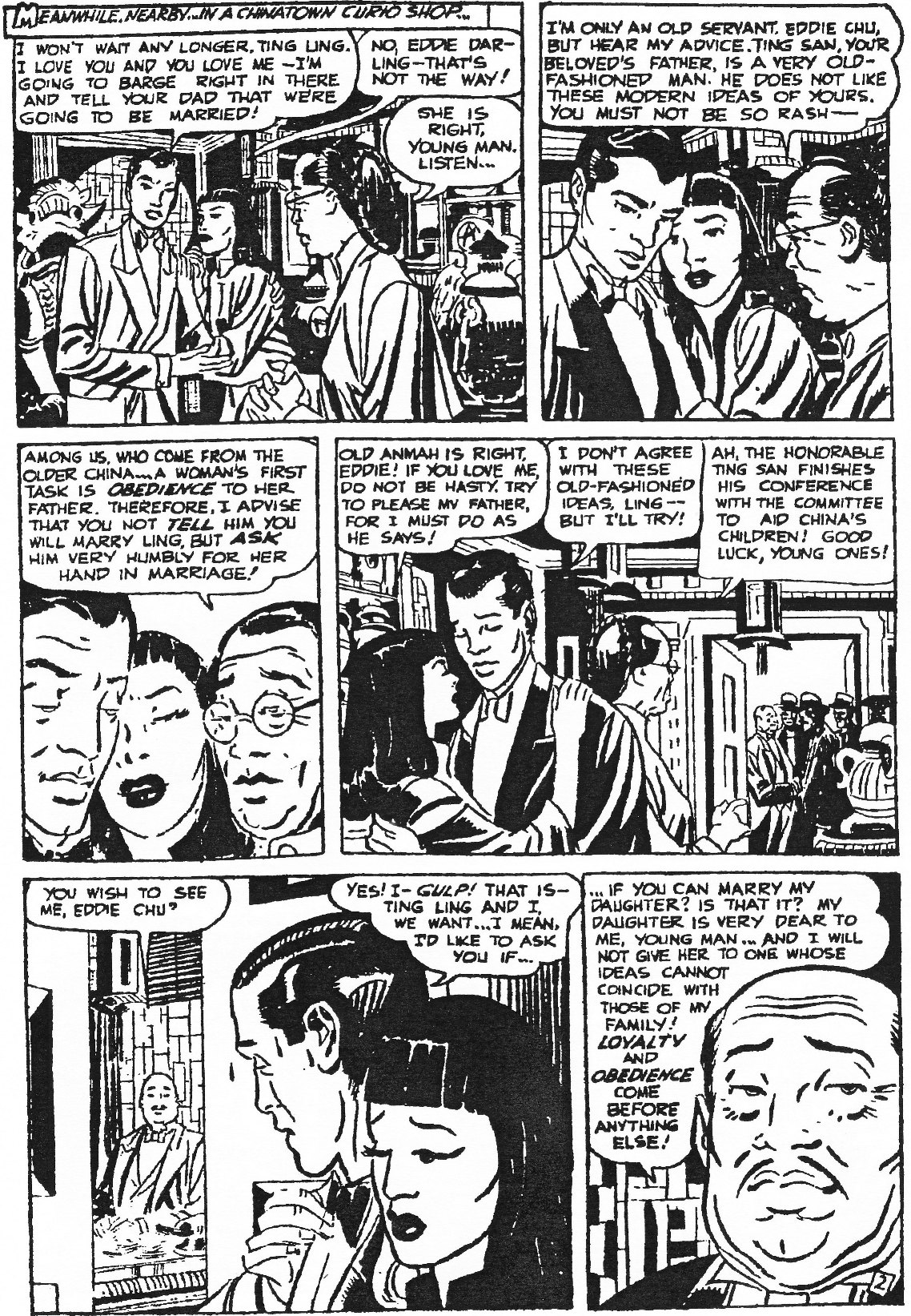 Read online Men of Mystery Comics comic -  Issue #84 - 16