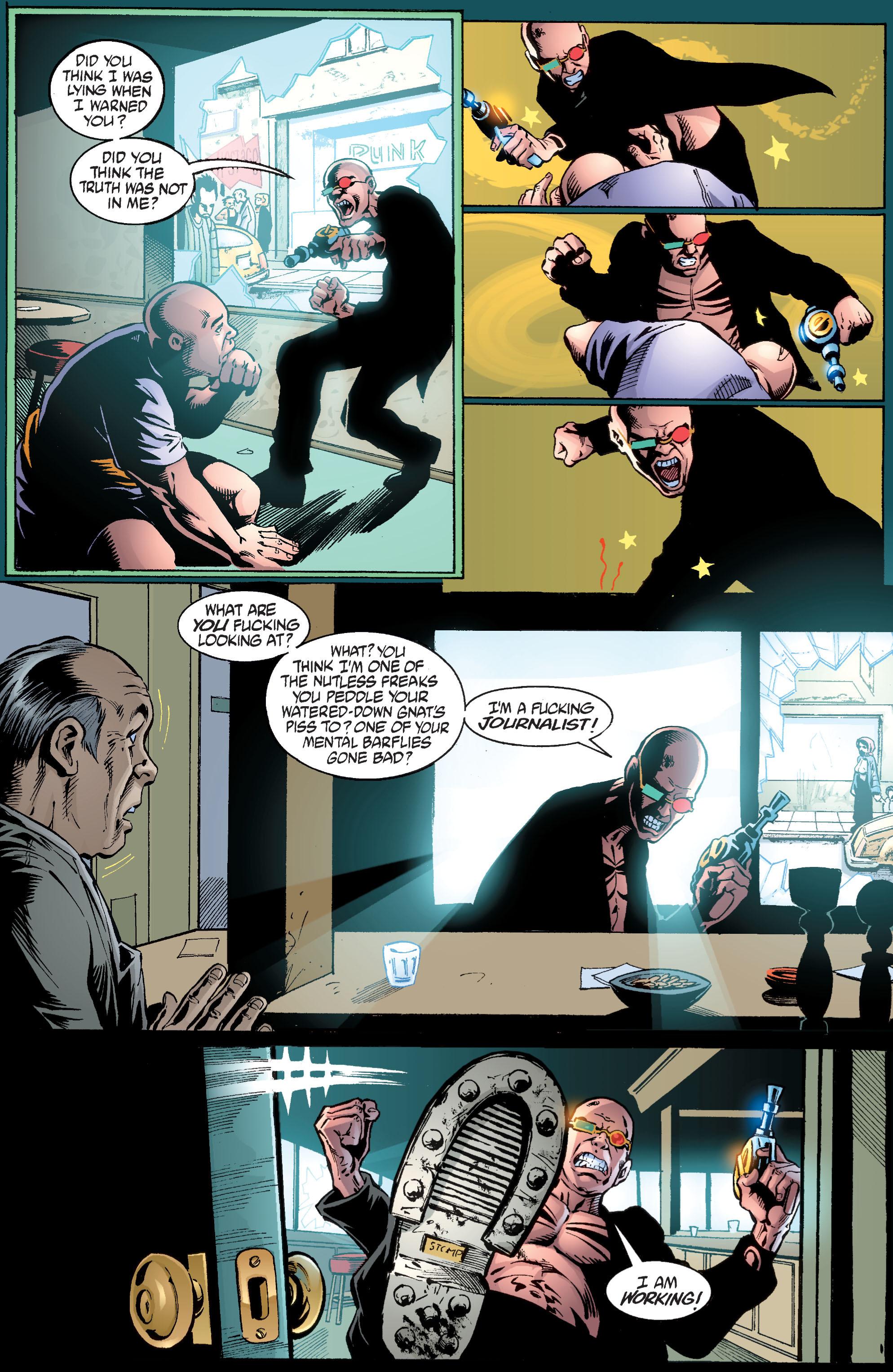 Read online Transmetropolitan comic -  Issue #34 - 13