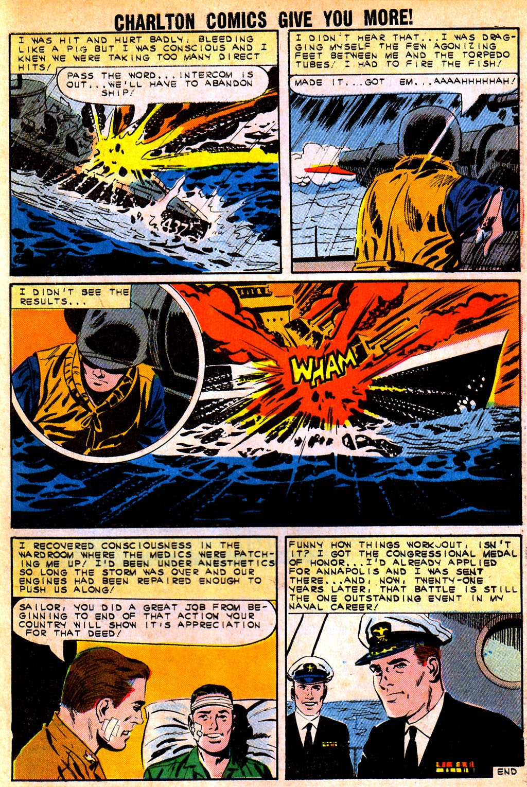 Read online Fightin' Navy comic -  Issue #111 - 33
