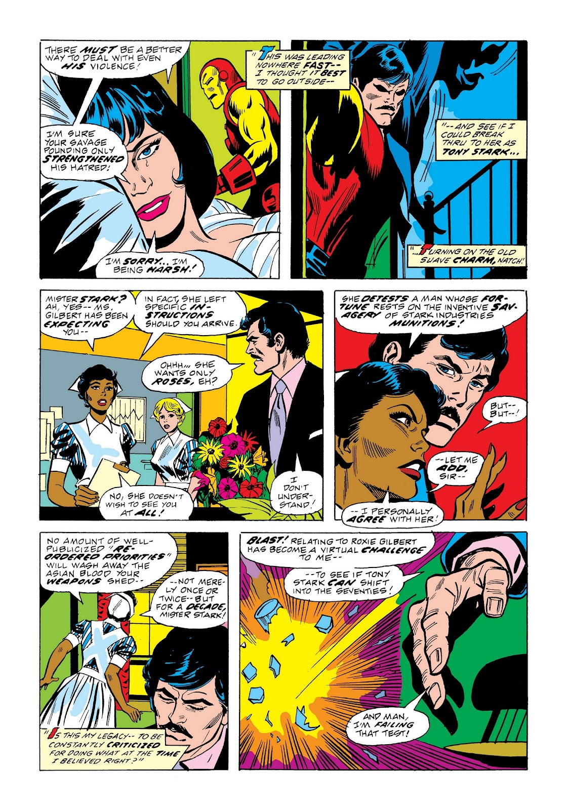 Read online Marvel Masterworks: The Invincible Iron Man comic -  Issue # TPB 9 (Part 2) - 39