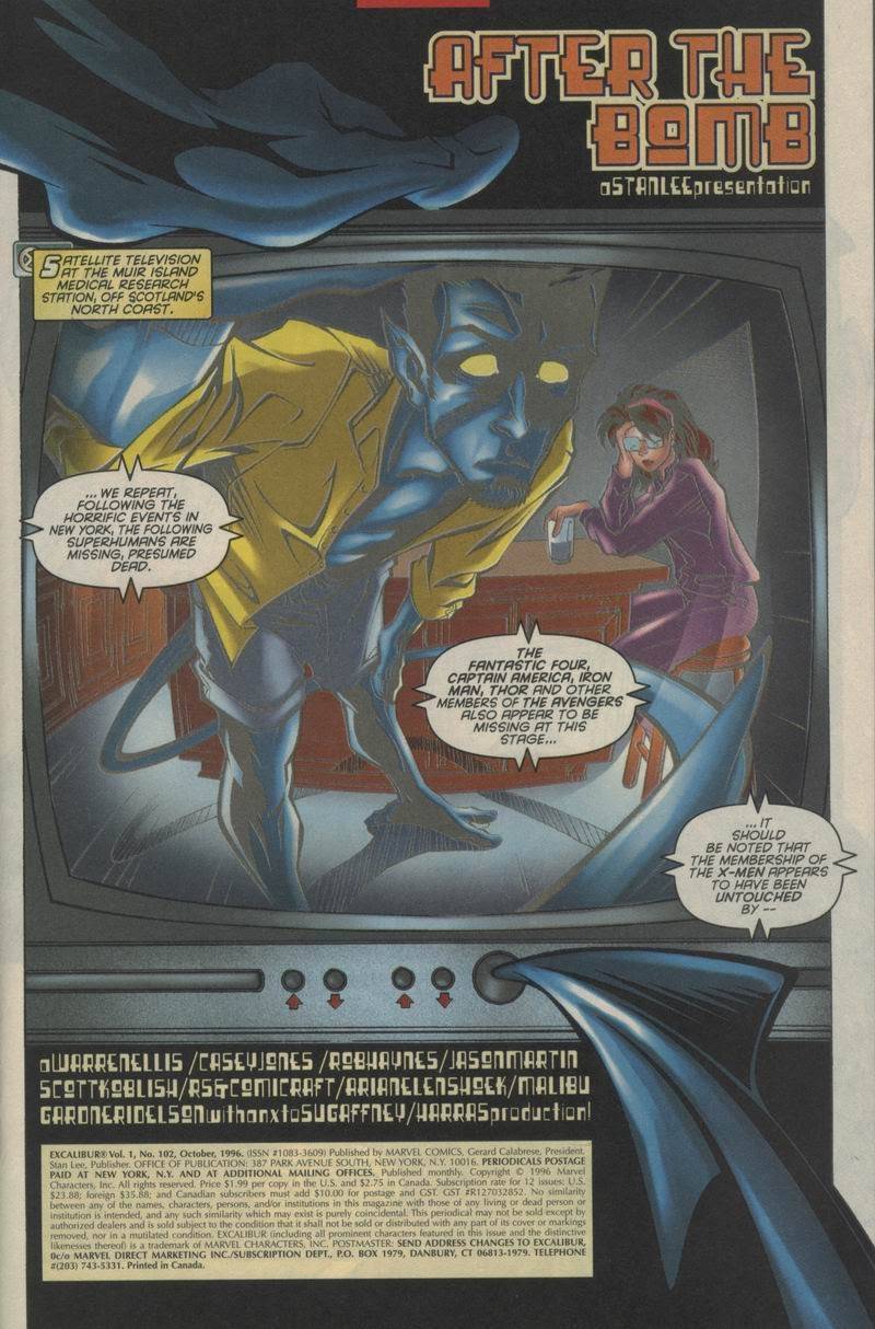 Excalibur (1988) issue 102 - Page 2