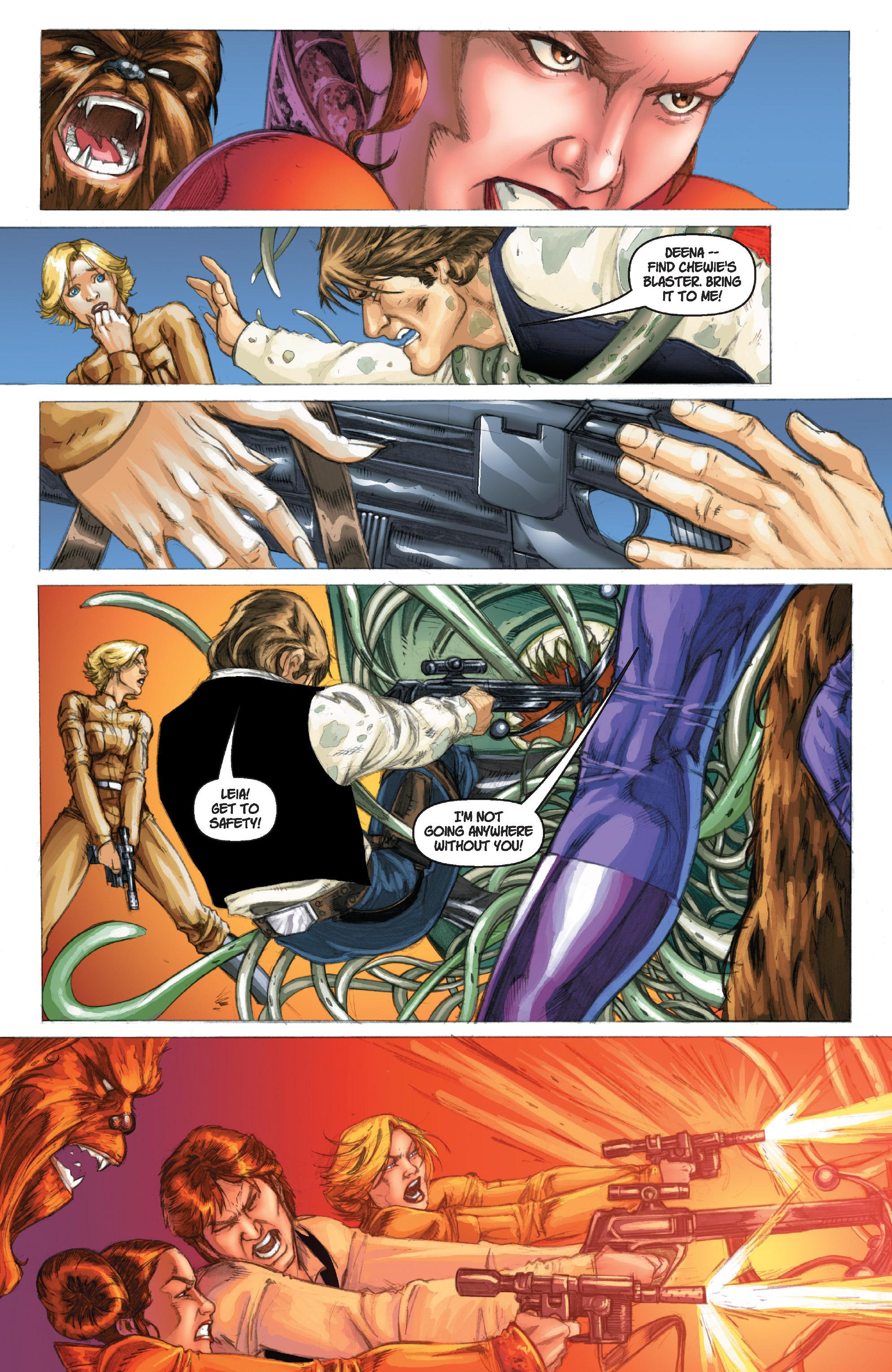Read online Star Wars Omnibus comic -  Issue # Vol. 17 - 327
