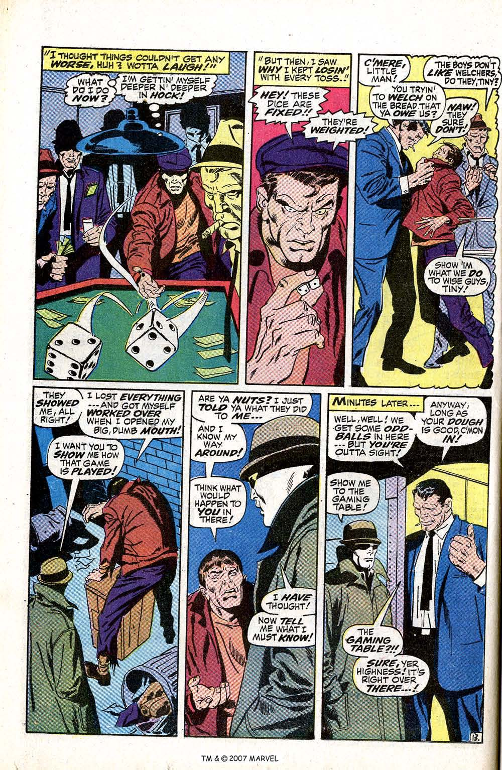 Silver Surfer (1968) issue 5 - Page 16