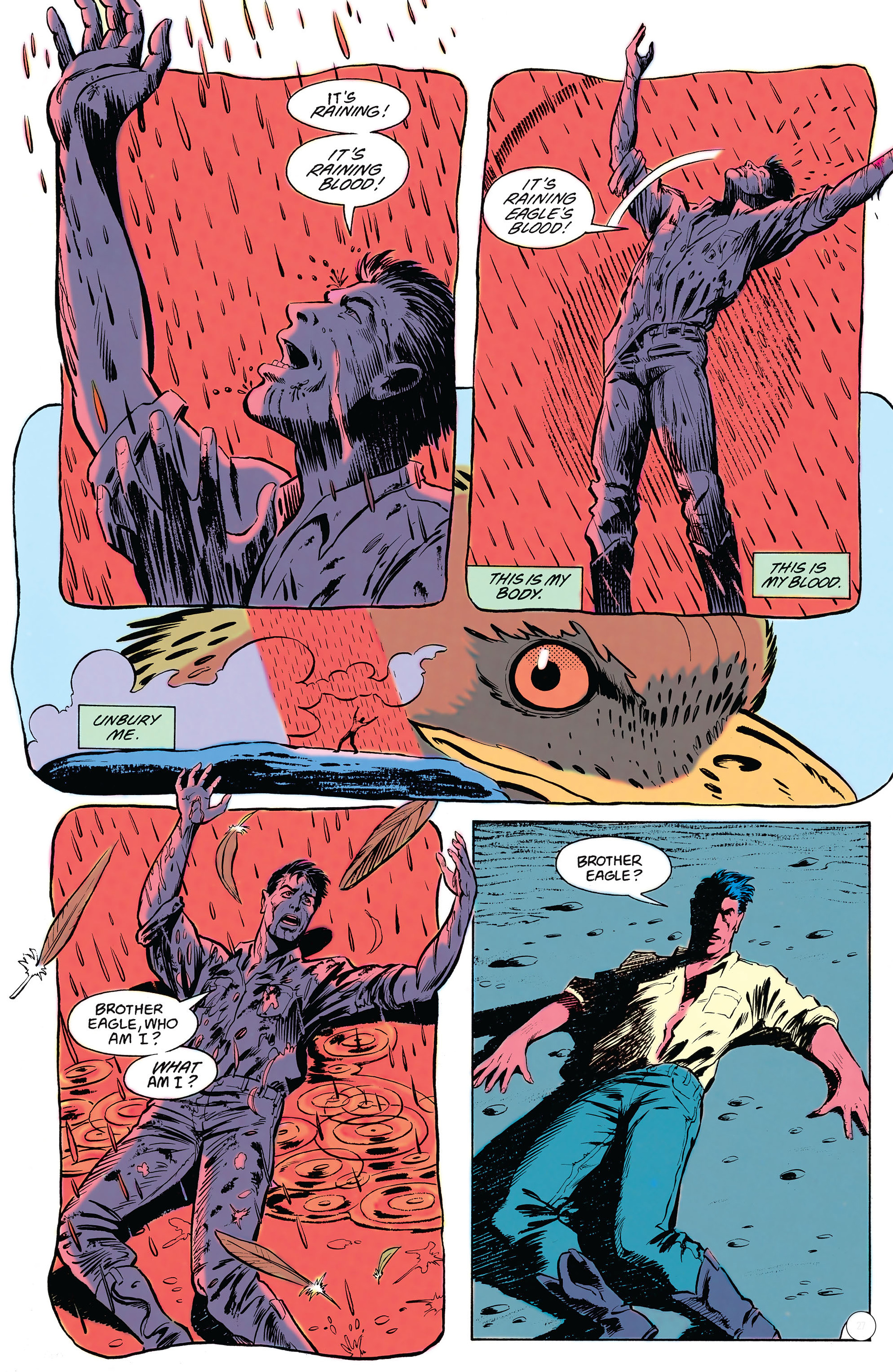 Read online Animal Man (1988) comic -  Issue #18 - 23