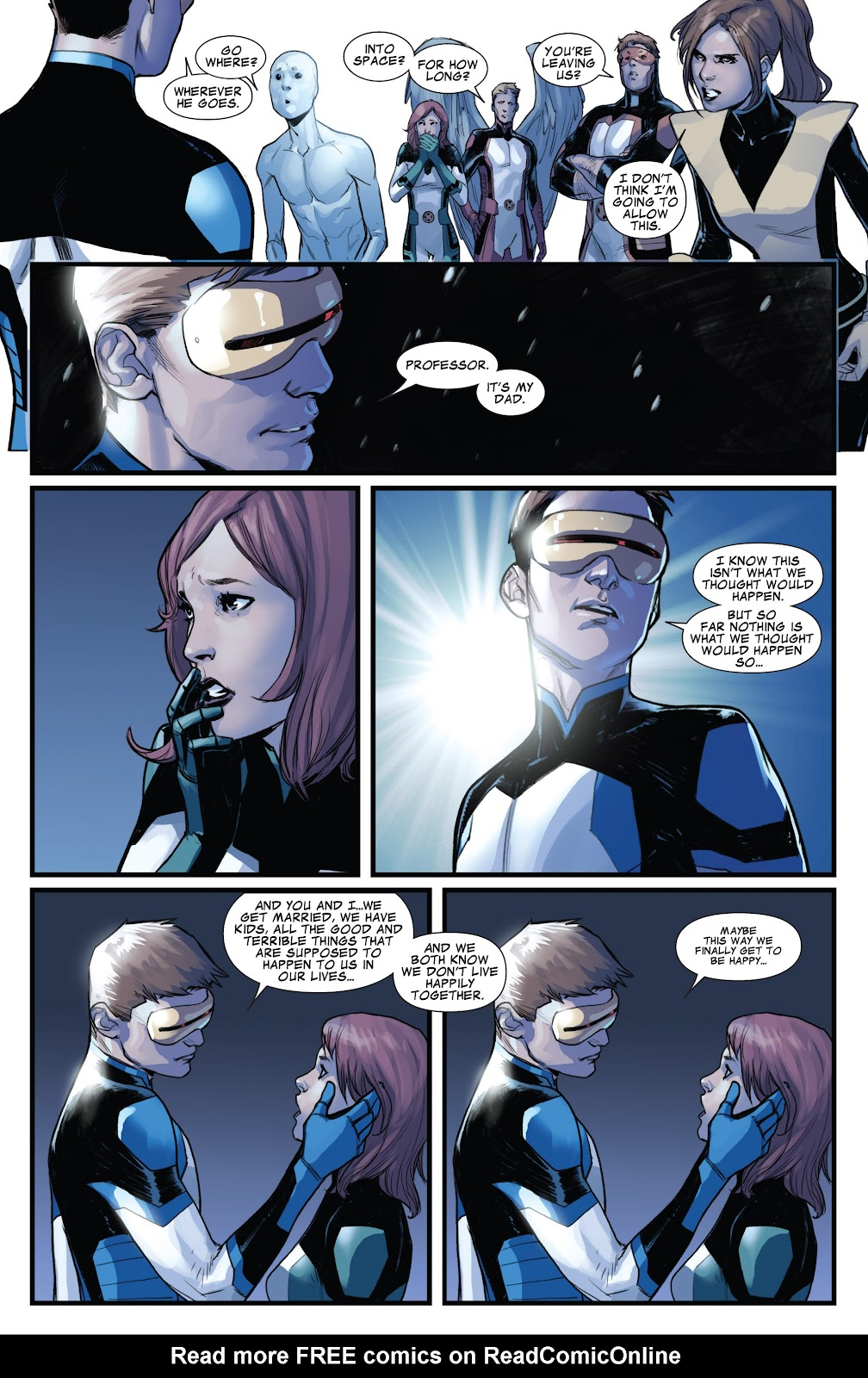 Guardians of the Galaxy/All-New X-Men: The Trial of Jean Grey issue TPB - Page 109