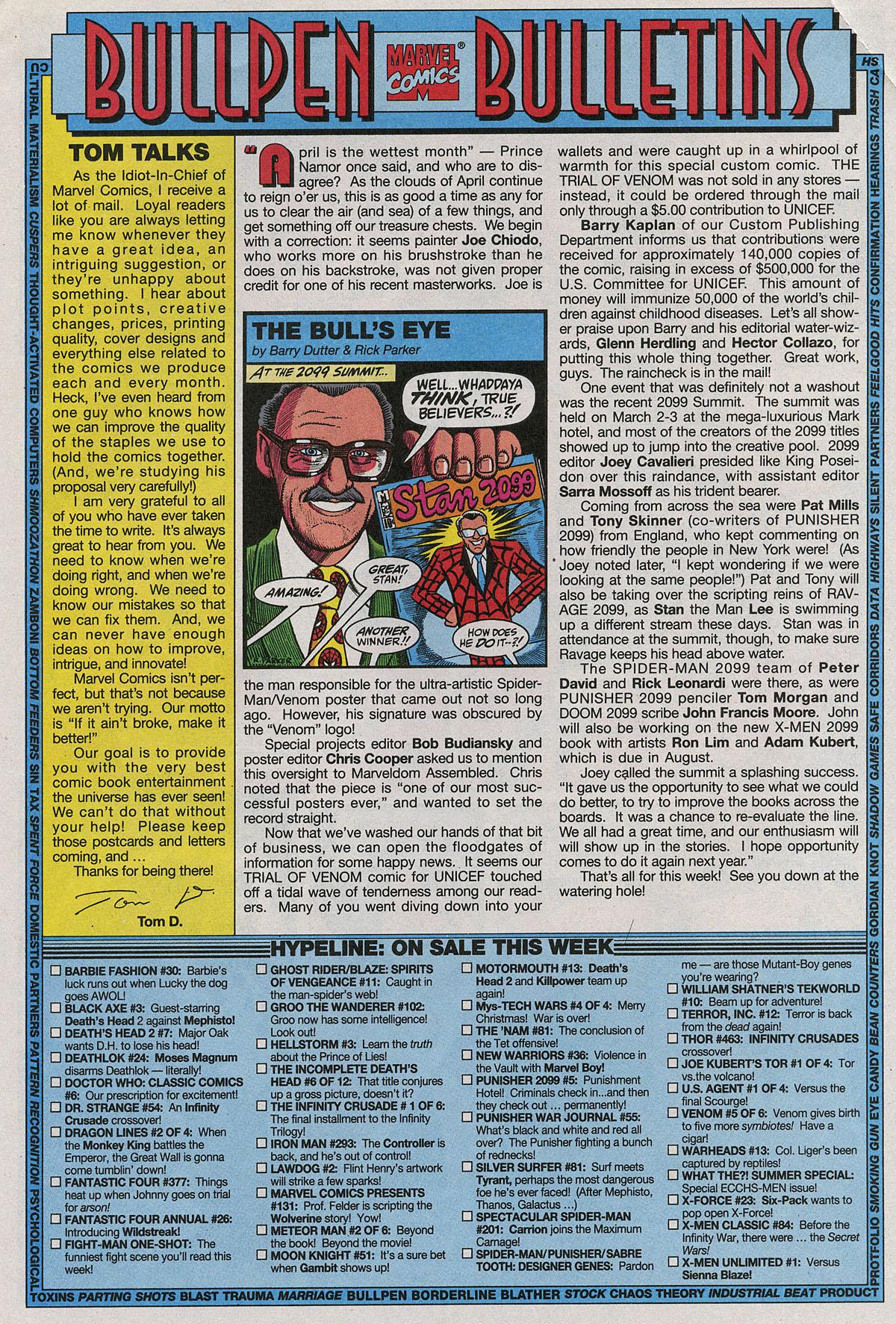 Read online Wonder Man (1991) comic -  Issue #22 - 17
