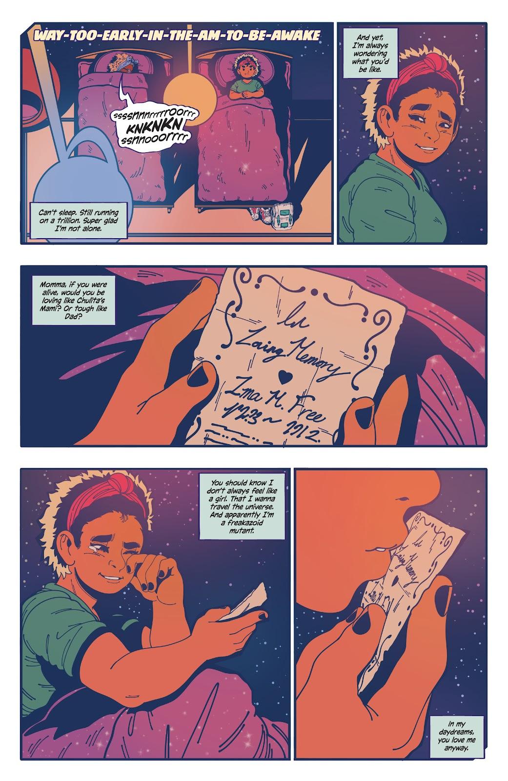 Read online b.b. free comic -  Issue #2 - 8
