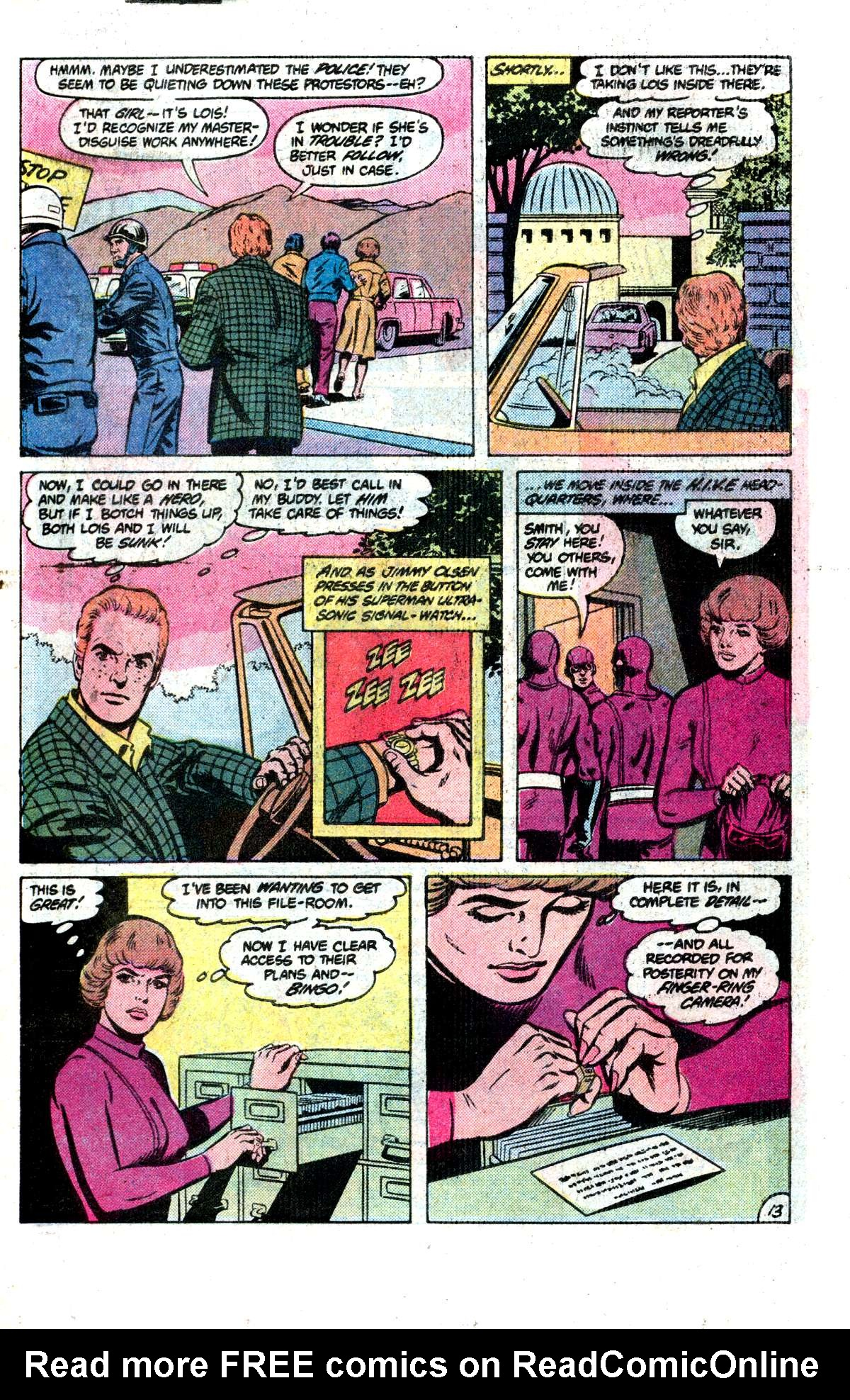 Action Comics (1938) 532 Page 13