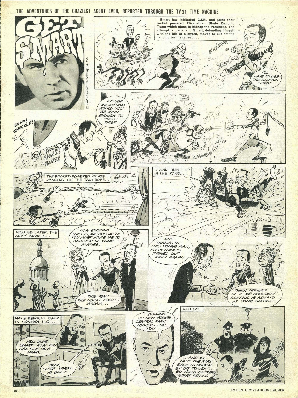 Read online TV Century 21 (TV 21) comic -  Issue #83 - 17