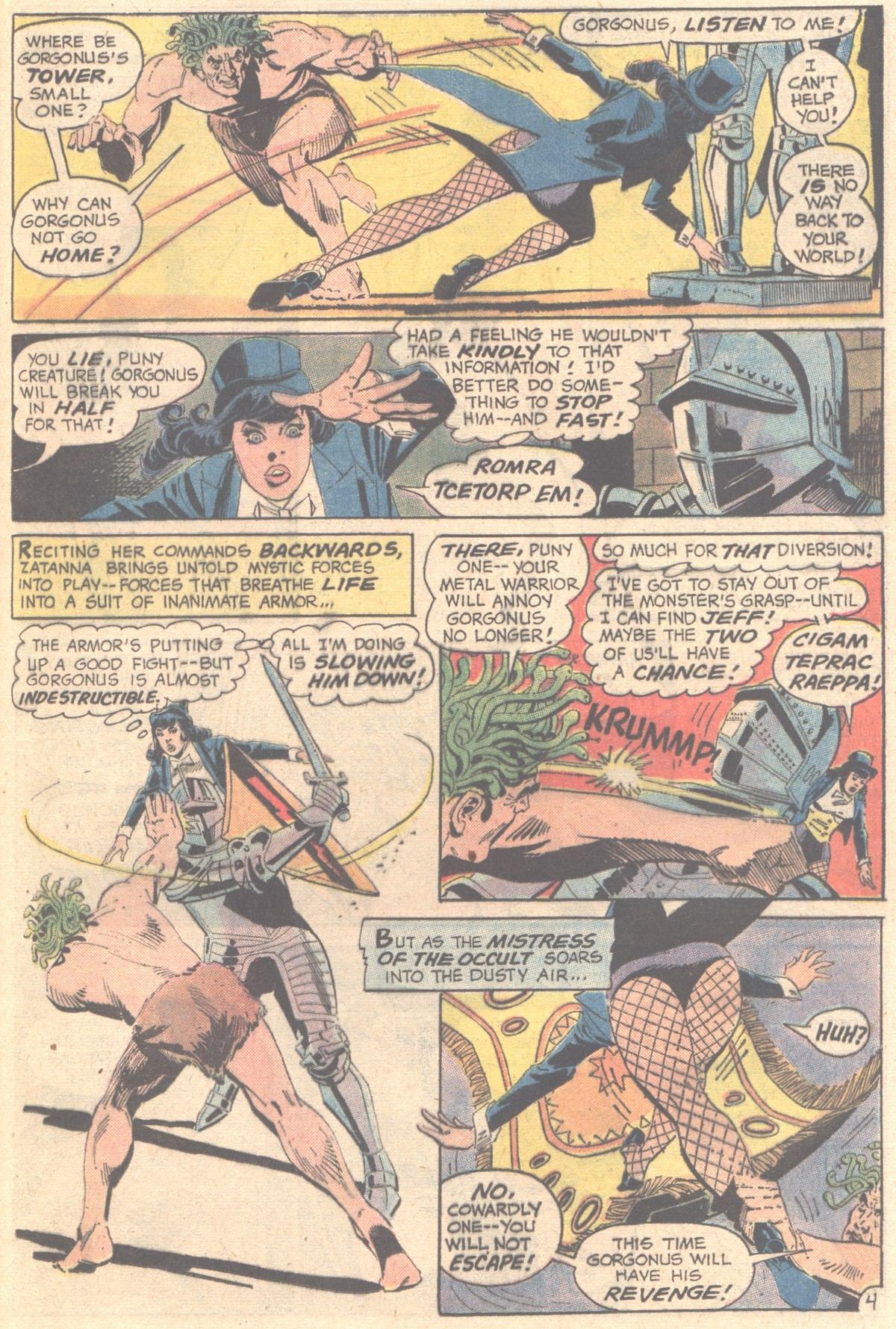 Read online Adventure Comics (1938) comic -  Issue #419 - 31