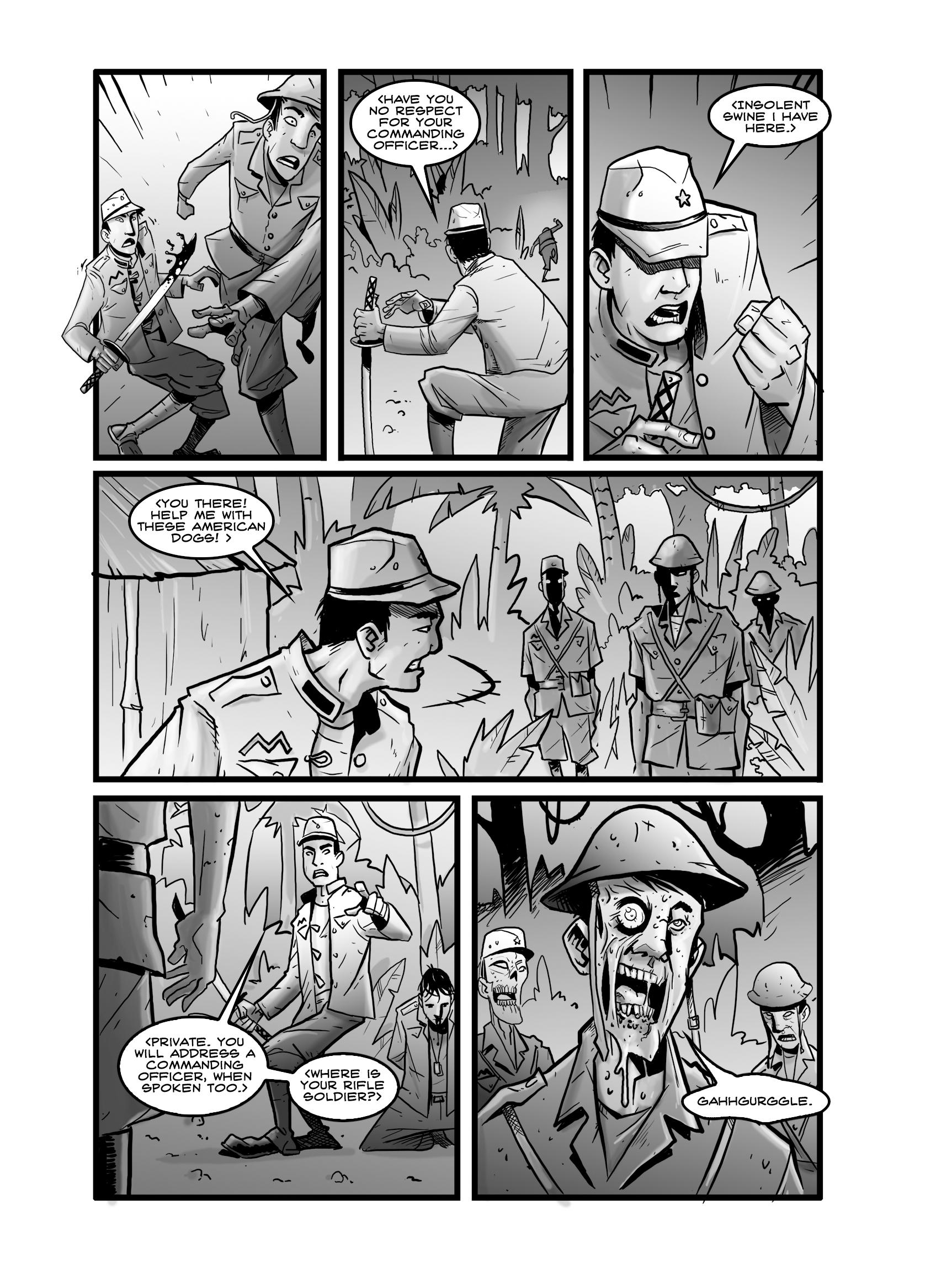 Read online FUBAR comic -  Issue #2 - 185