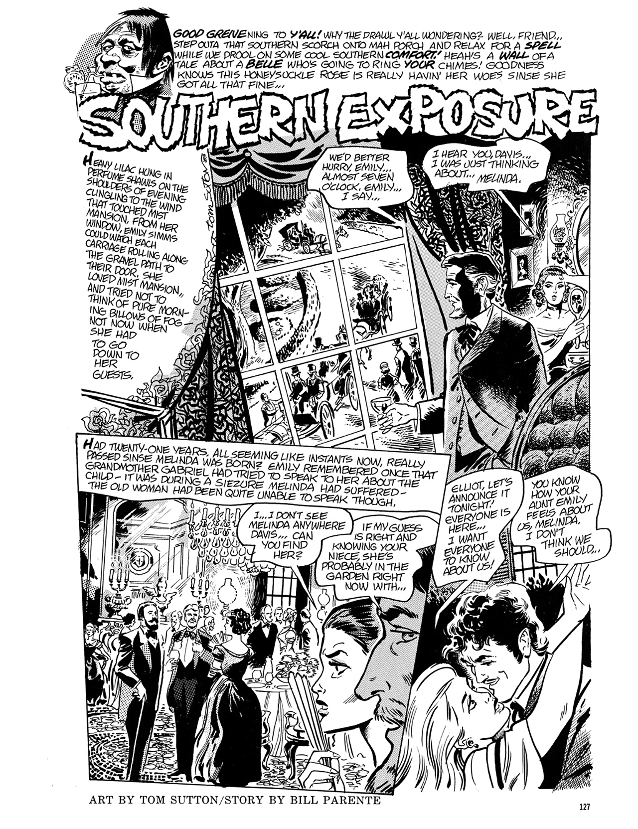Read online Eerie Archives comic -  Issue # TPB 5 - 128