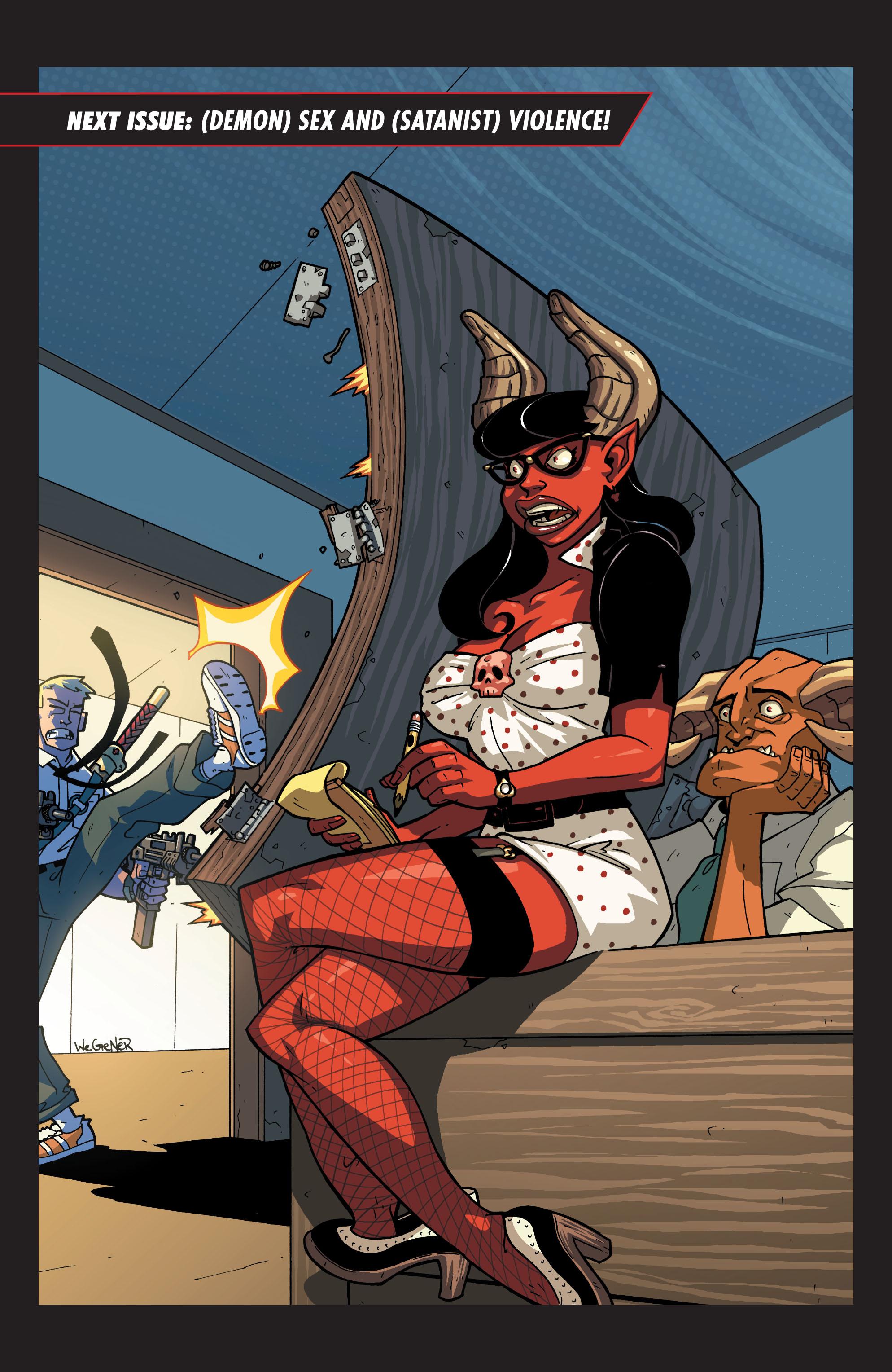 Read online Killer Of Demons comic -  Issue #1 - 36