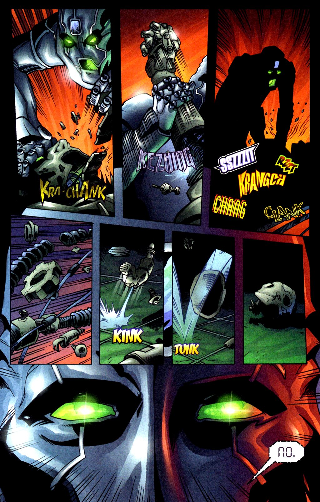 Read online Noble Causes (2002) comic -  Issue #4 - 24