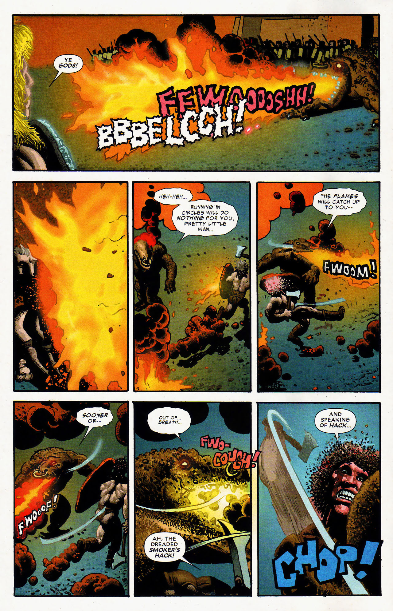 Read online Starr the Slayer comic -  Issue #4 - 11