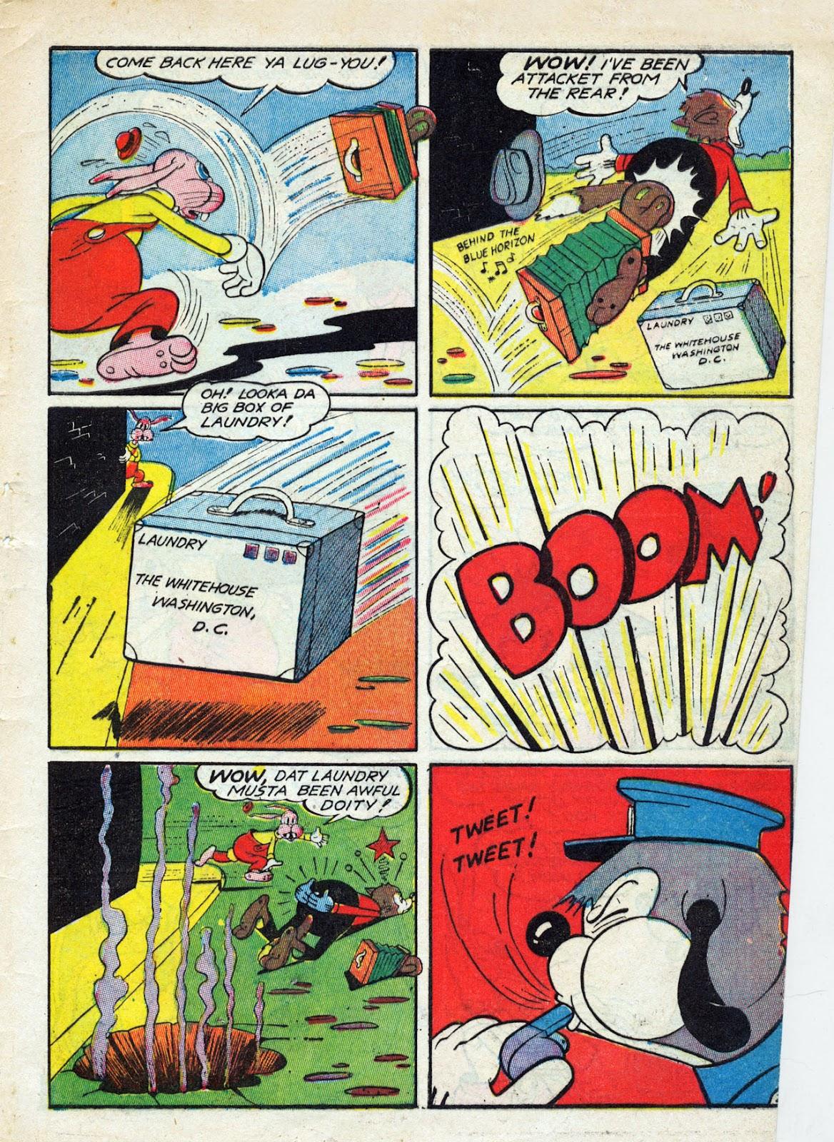 Read online Comedy Comics (1942) comic -  Issue #13 - 66
