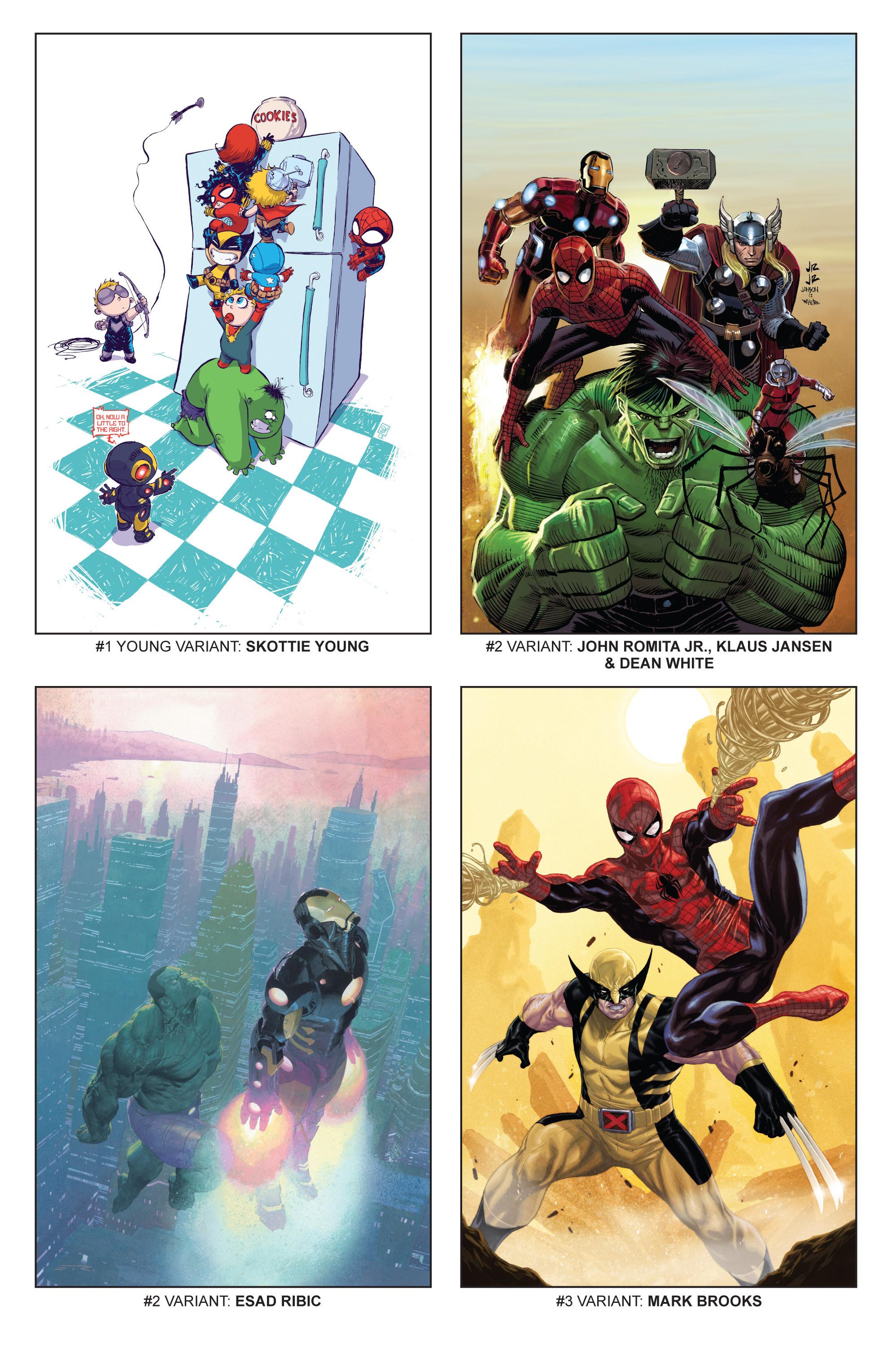Read online Avengers (2013) comic -  Issue #Avengers (2013) _TPB 1 - 164