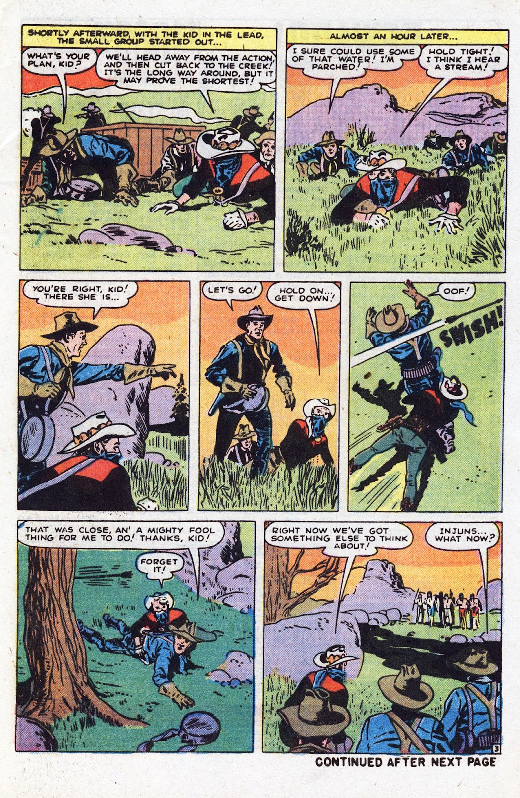 The Outlaw Kid (1970) issue 22 - Page 5