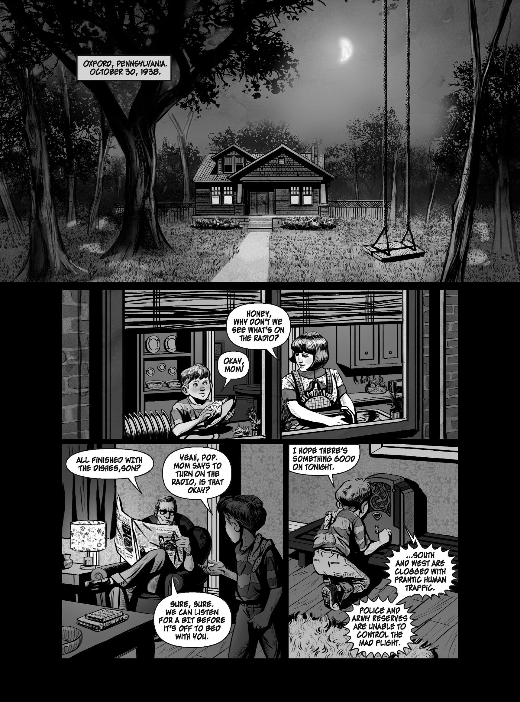 Read online FUBAR comic -  Issue #3 - 252