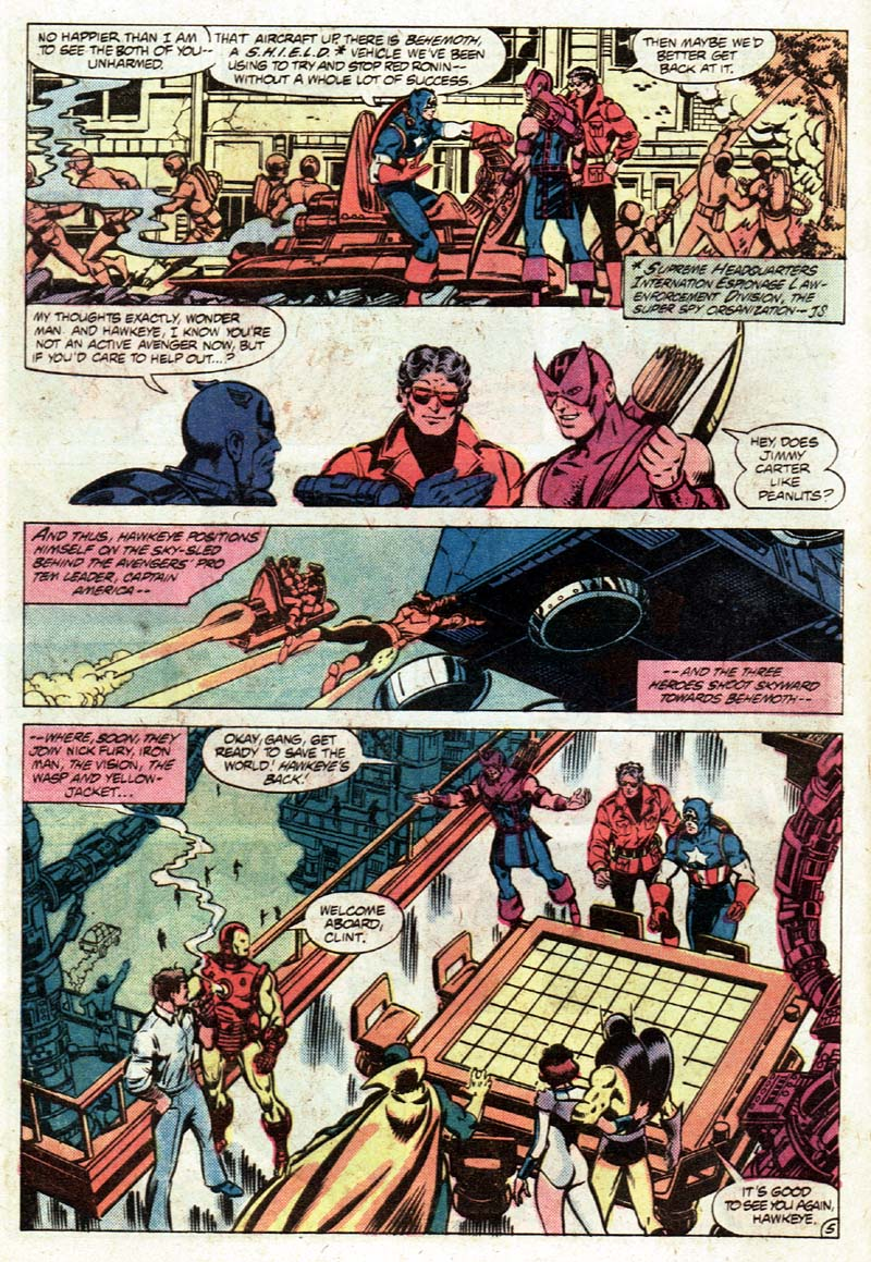 The Avengers (1963) 199 Page 5