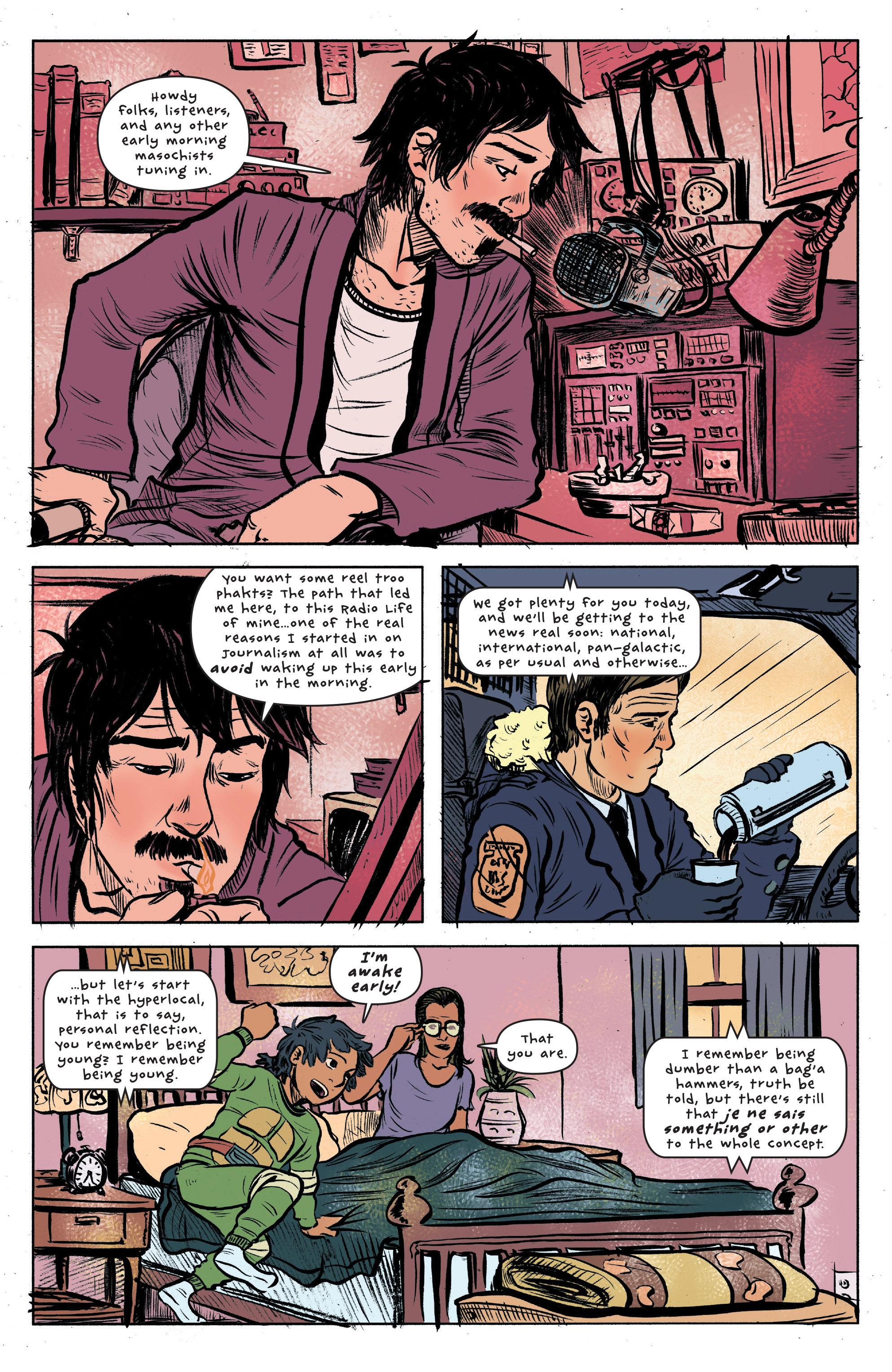 Read online UFOlogy comic -  Issue #4 - 10
