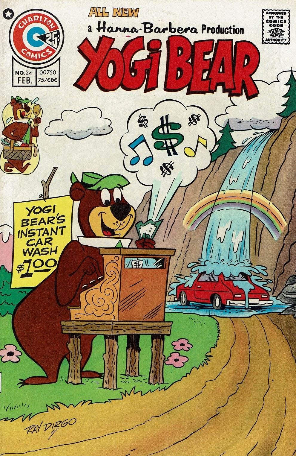 Yogi Bear (1970) 24 Page 1