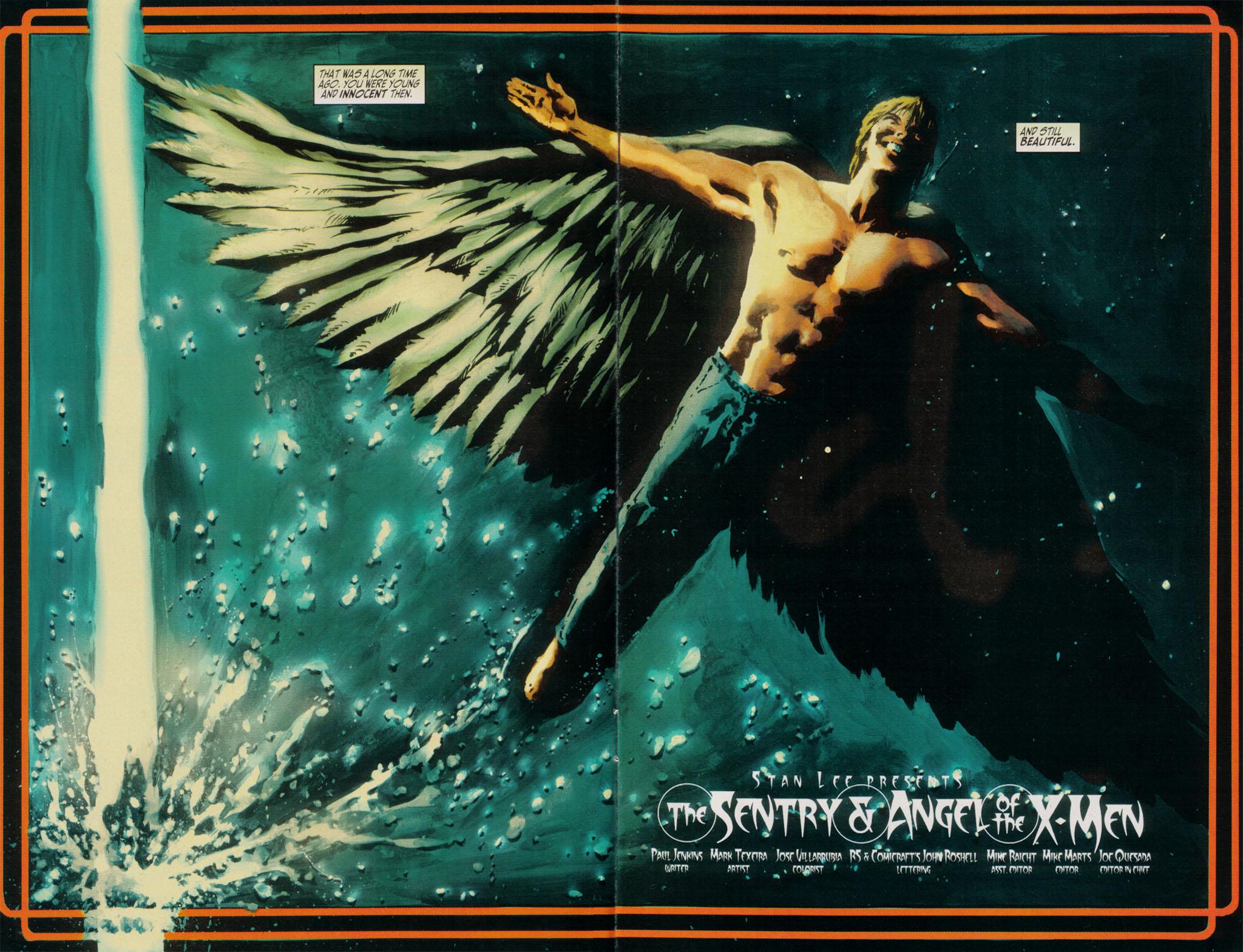 Read online Sentry/X-Men comic -  Issue # Full - 6