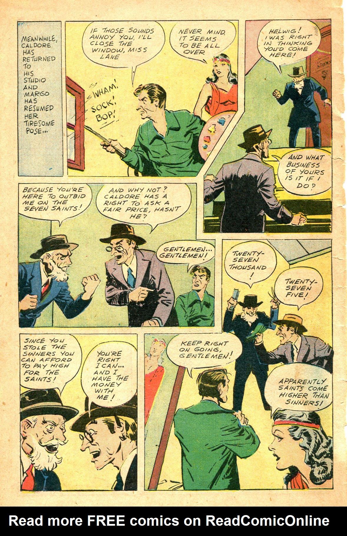 Read online Shadow Comics comic -  Issue #47 - 13