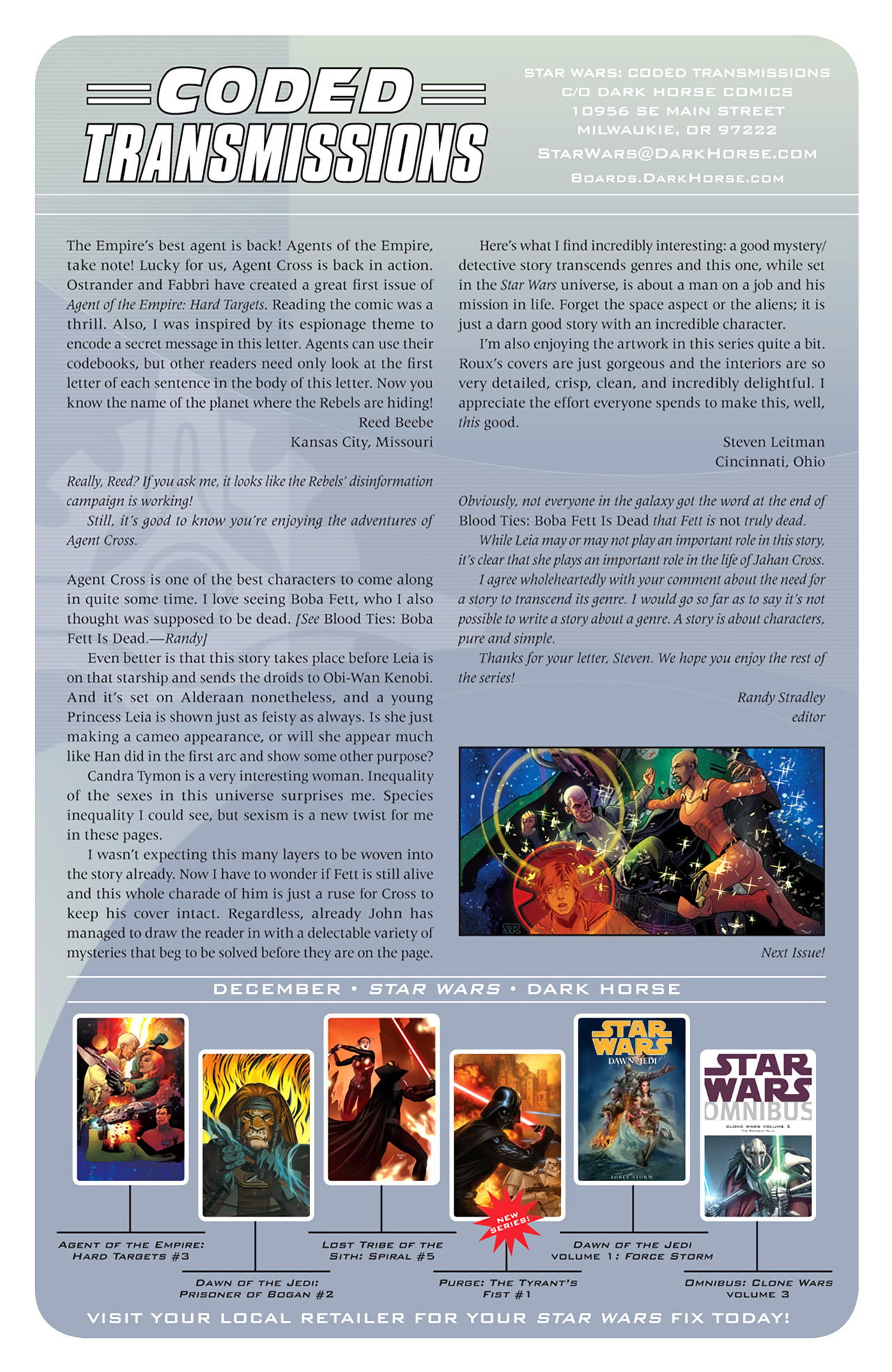 Read online Star Wars: Agent Of The Empire - Hard Targets comic -  Issue #3 - 25