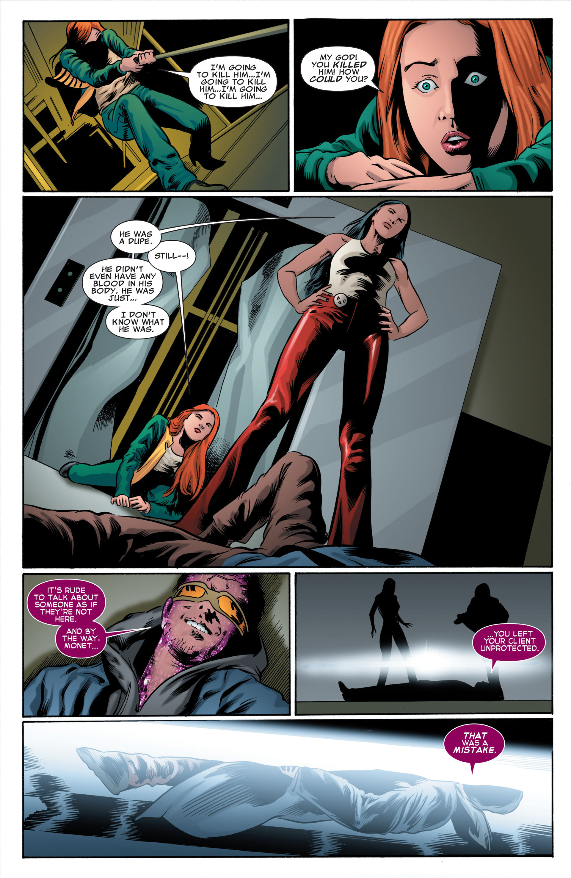 Read online X-Factor (2006) comic -  Issue #48 - 20