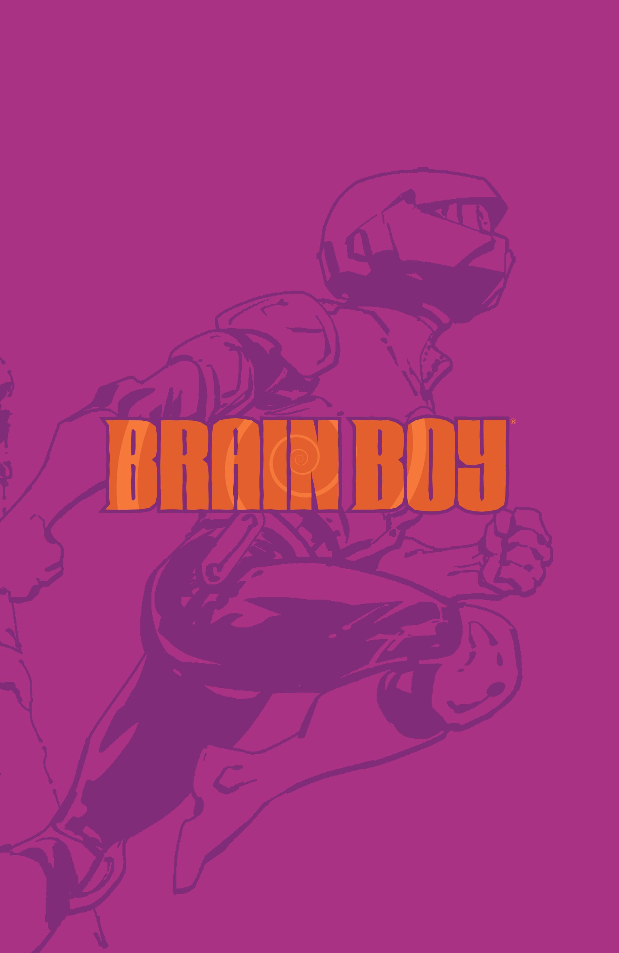 Read online Brain Boy:  The Men from G.E.S.T.A.L.T. comic -  Issue # TPB - 31
