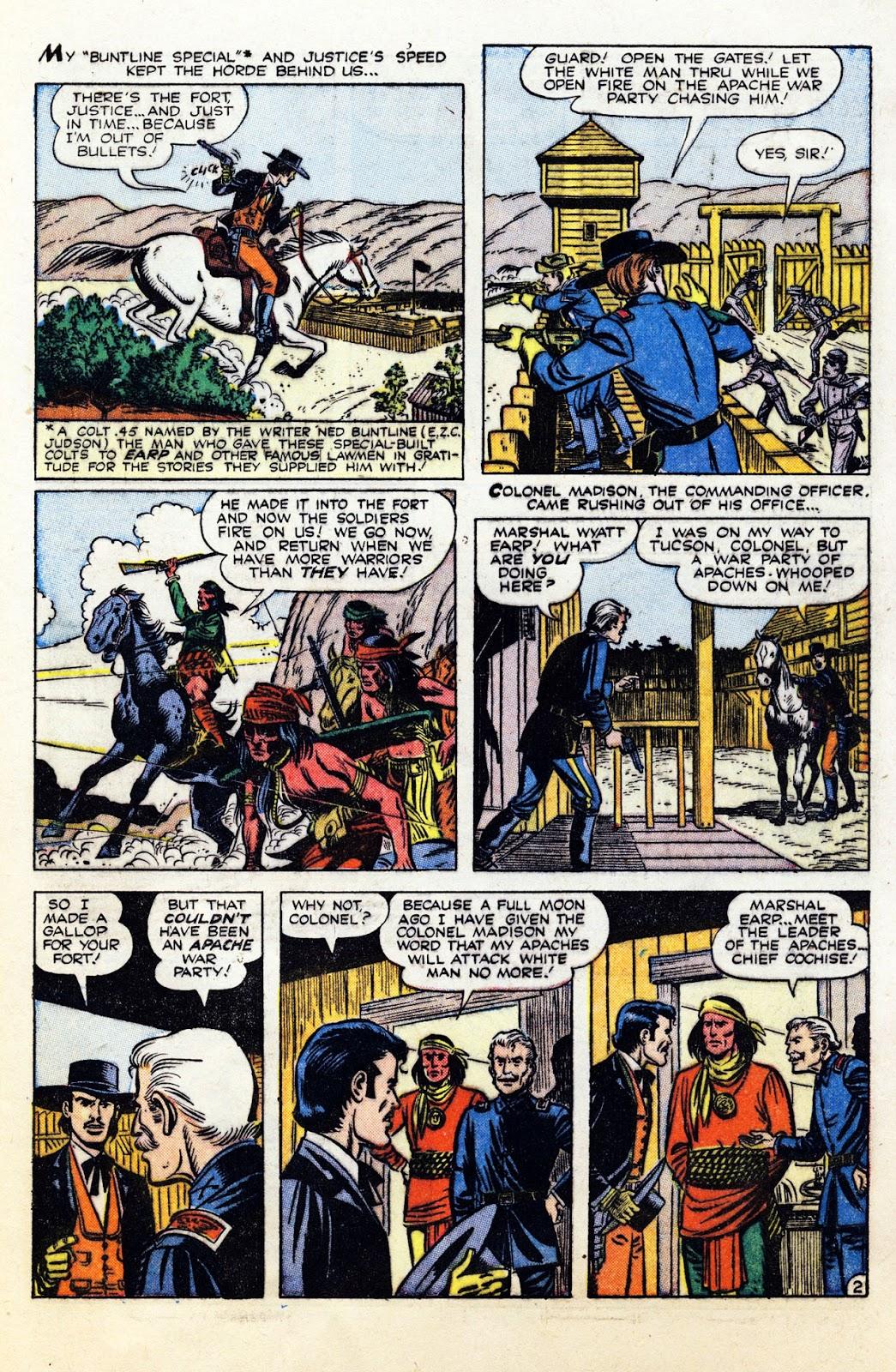 Gunsmoke Western issue 36 - Page 29